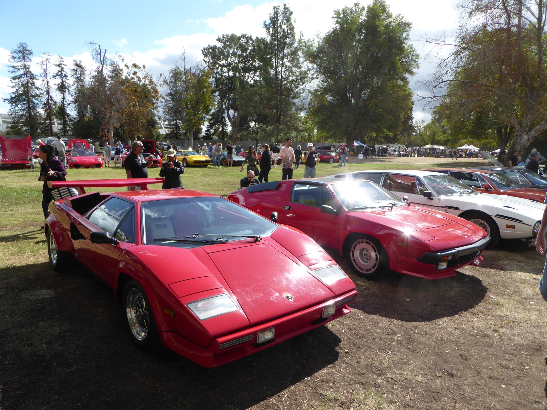 Best Of France And Italy Is Southern Californias Best Show - Italian car show