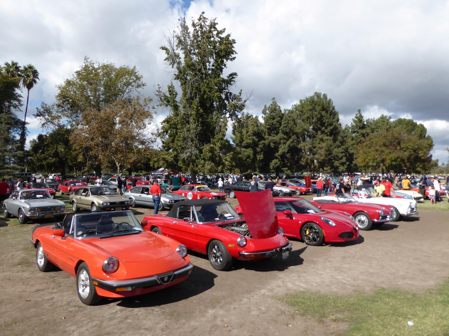 French Italian Car Show94