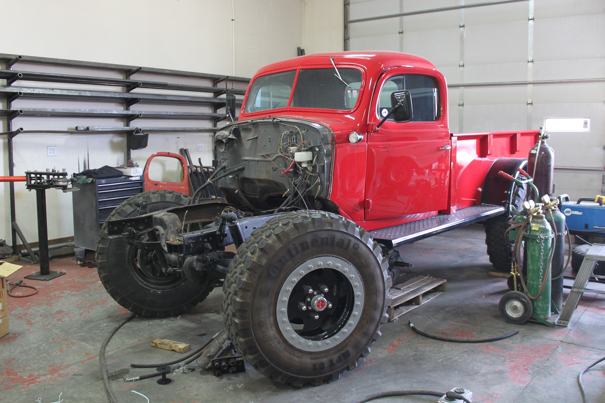 Legacy Classic Trucks Dodge Power Wagon Defines Custom Off ...