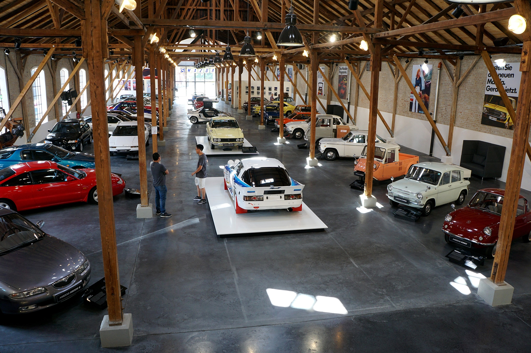 Mazda Museum Overview