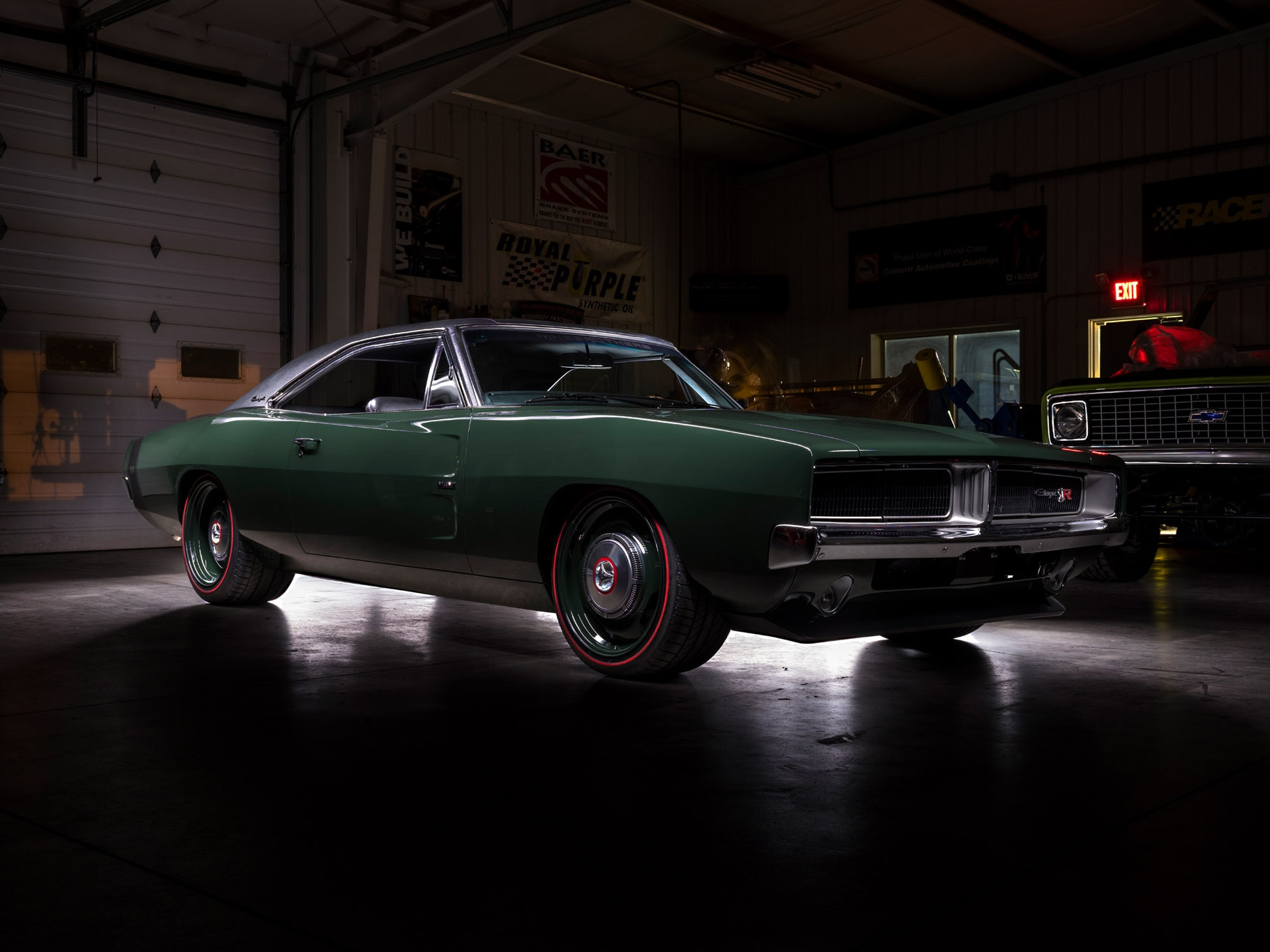 Ringbrothers Dodge Charger Defiant