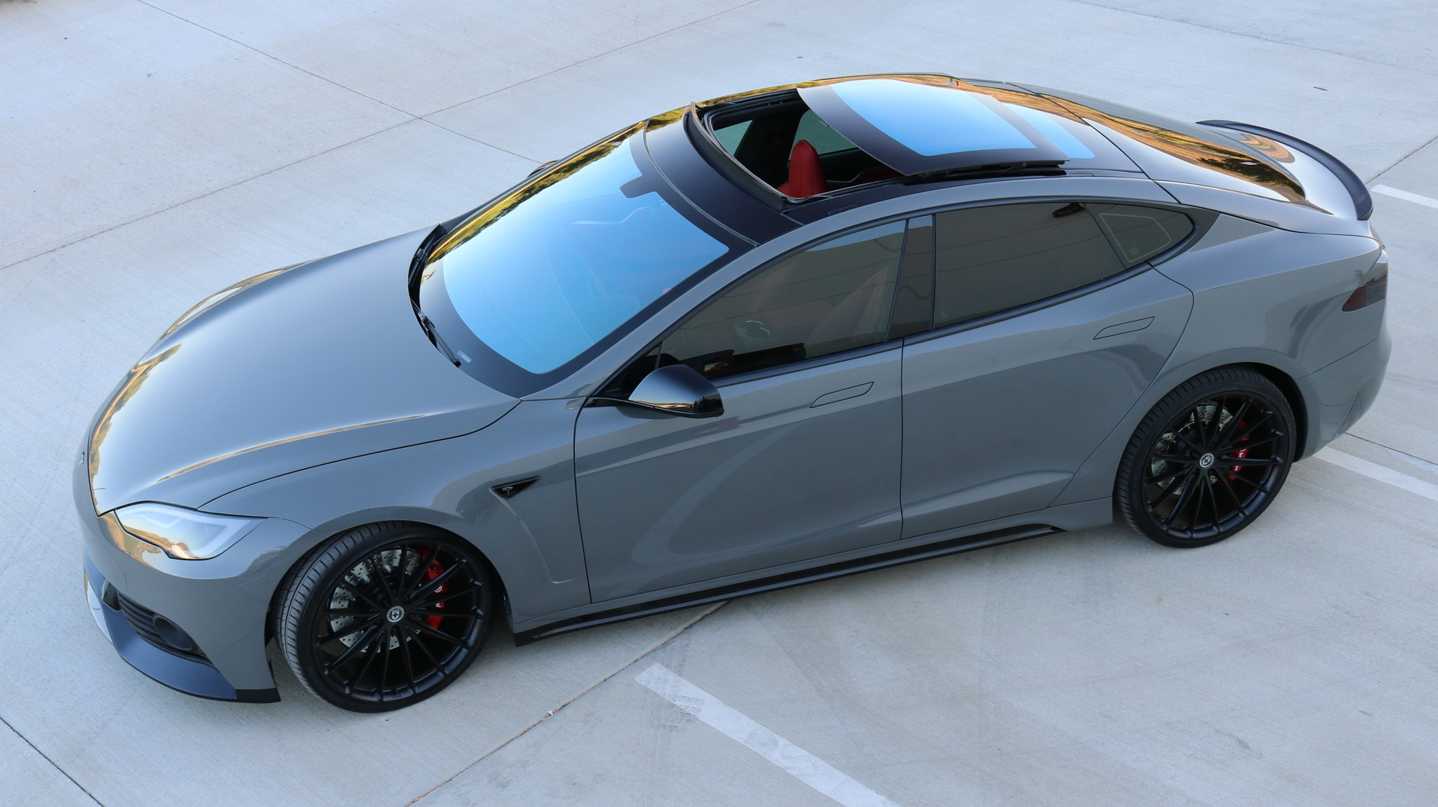 Zero to 60 Designs Gives the Tesla Model S a Radical Refresh