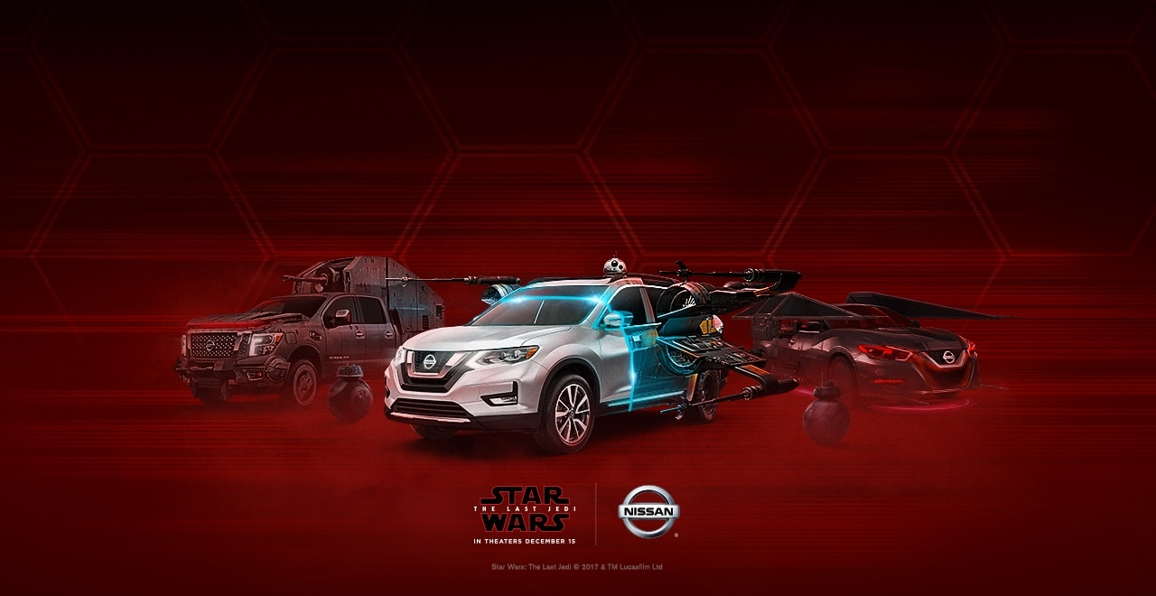 Nissan Star Wars The Last Jedi