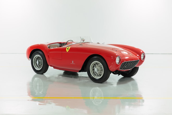 Gooding Company Announces Four Clic Ferraris For Scottsdale Auction