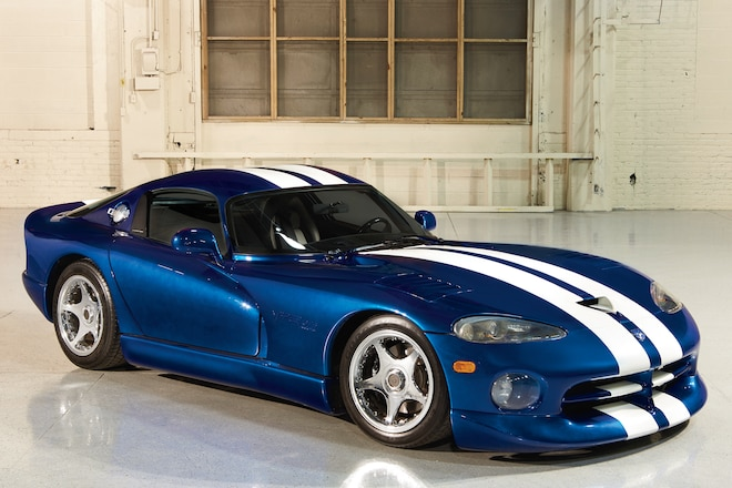 How To Buy An Early Viper Without Getting Defanged Automobile Magazine