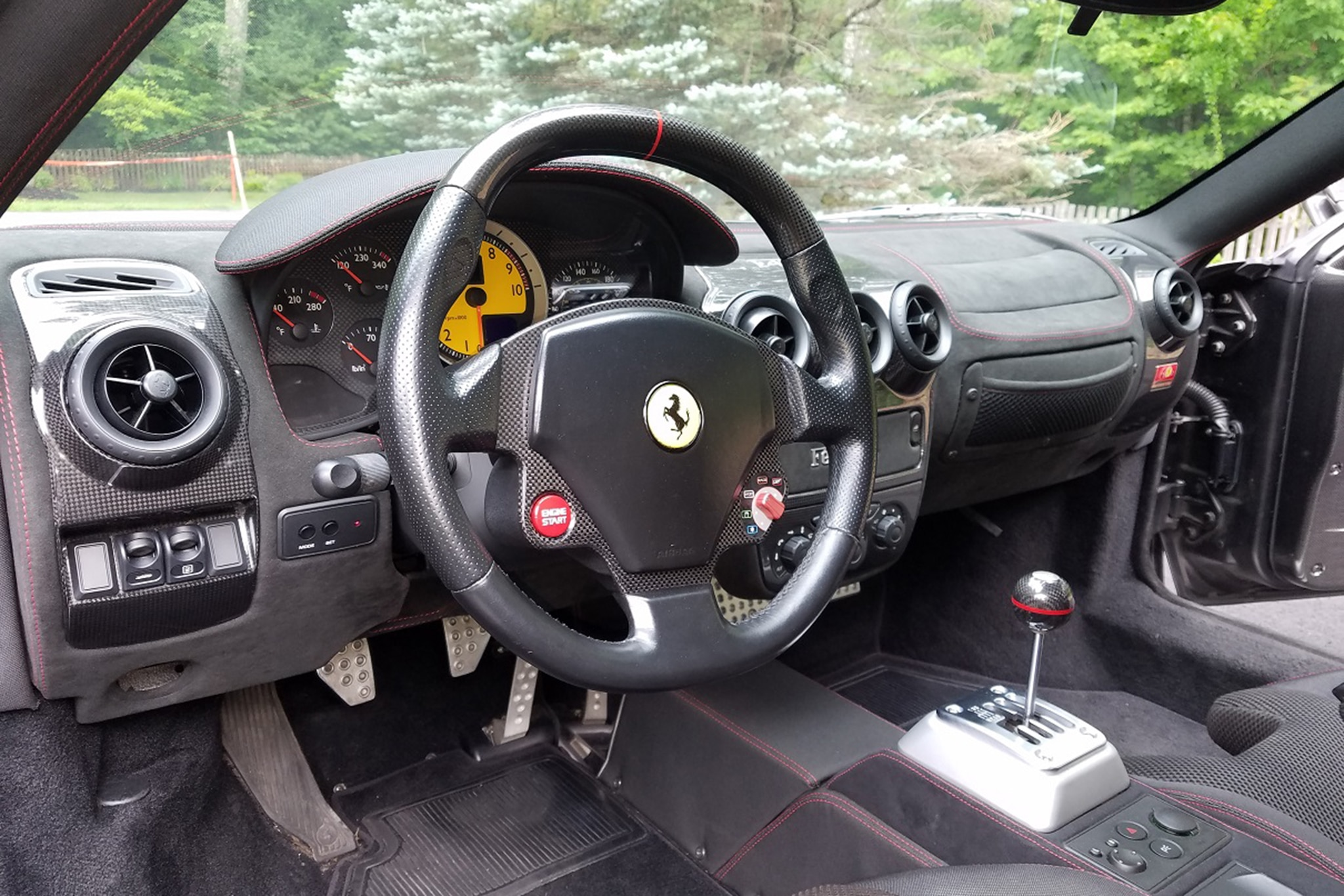 Just Listed 2007 Ferrari F430 With Six Speed Manual