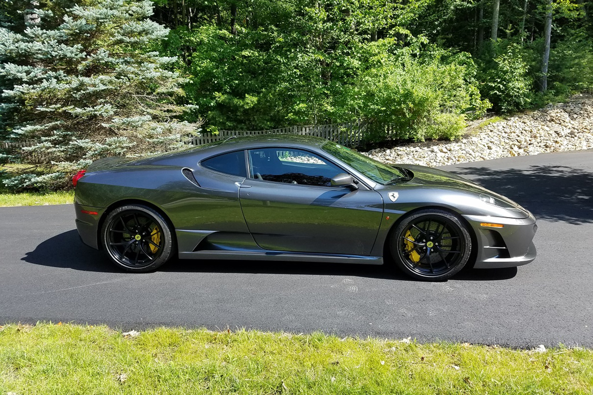 Just Listed: 2007 Ferrari F430 with Six-Speed Manual ...