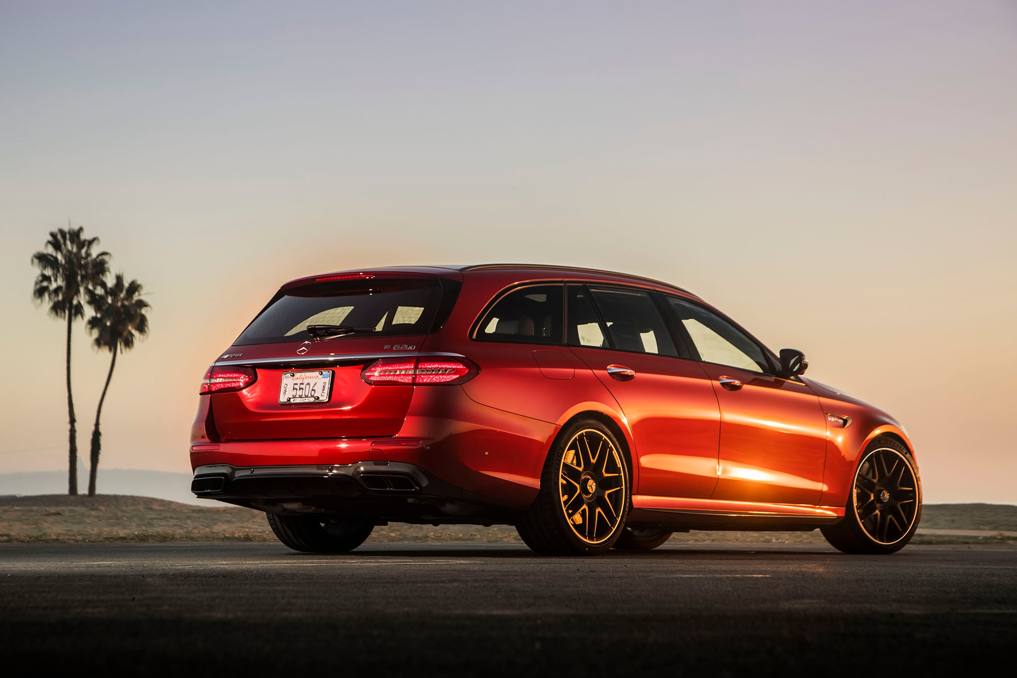 2018 Mercedes Amg E63 S Wagon Priced From 107 945