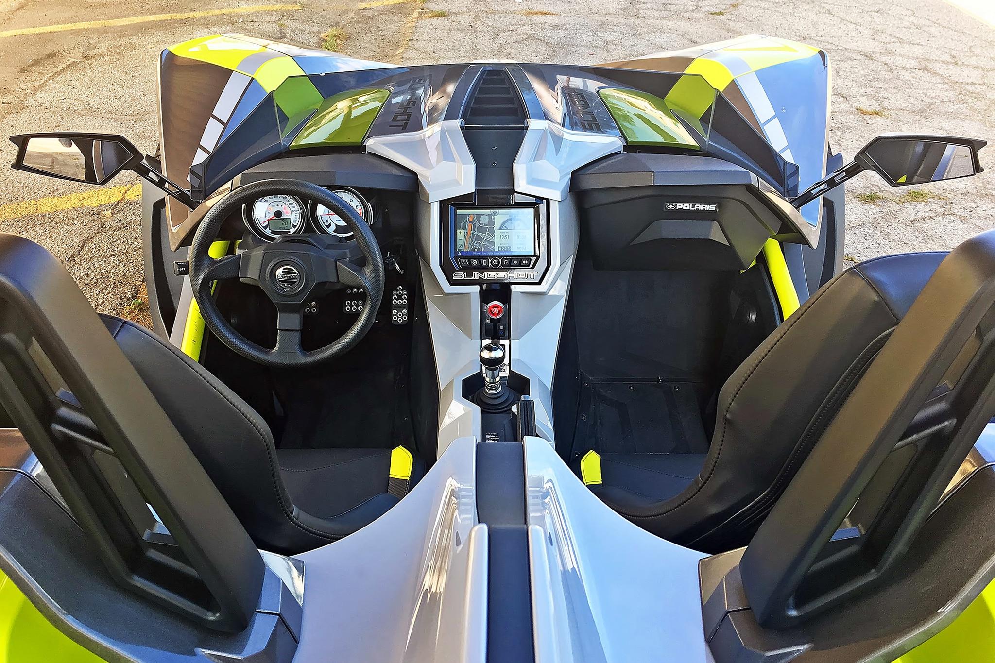 2018 Polaris Slingshot SLR SE One Week Review | Automobile ...