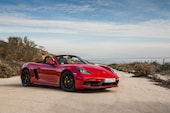 2018-Porsche-718-Boxster-GTS-front-three