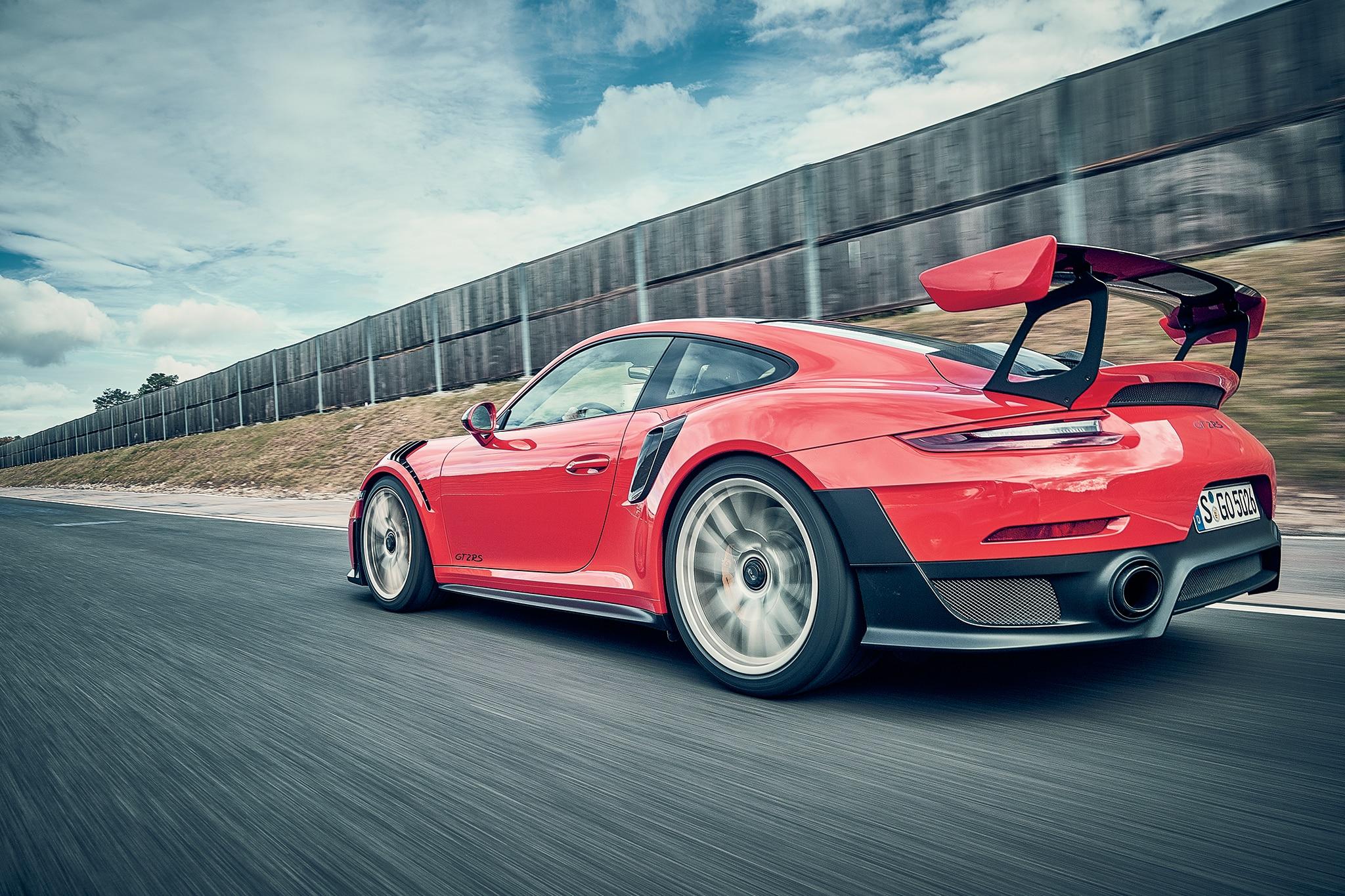 Dream Day: 2018 Porsche 911 GT2 RS and 2020 Porsche Mission E ...