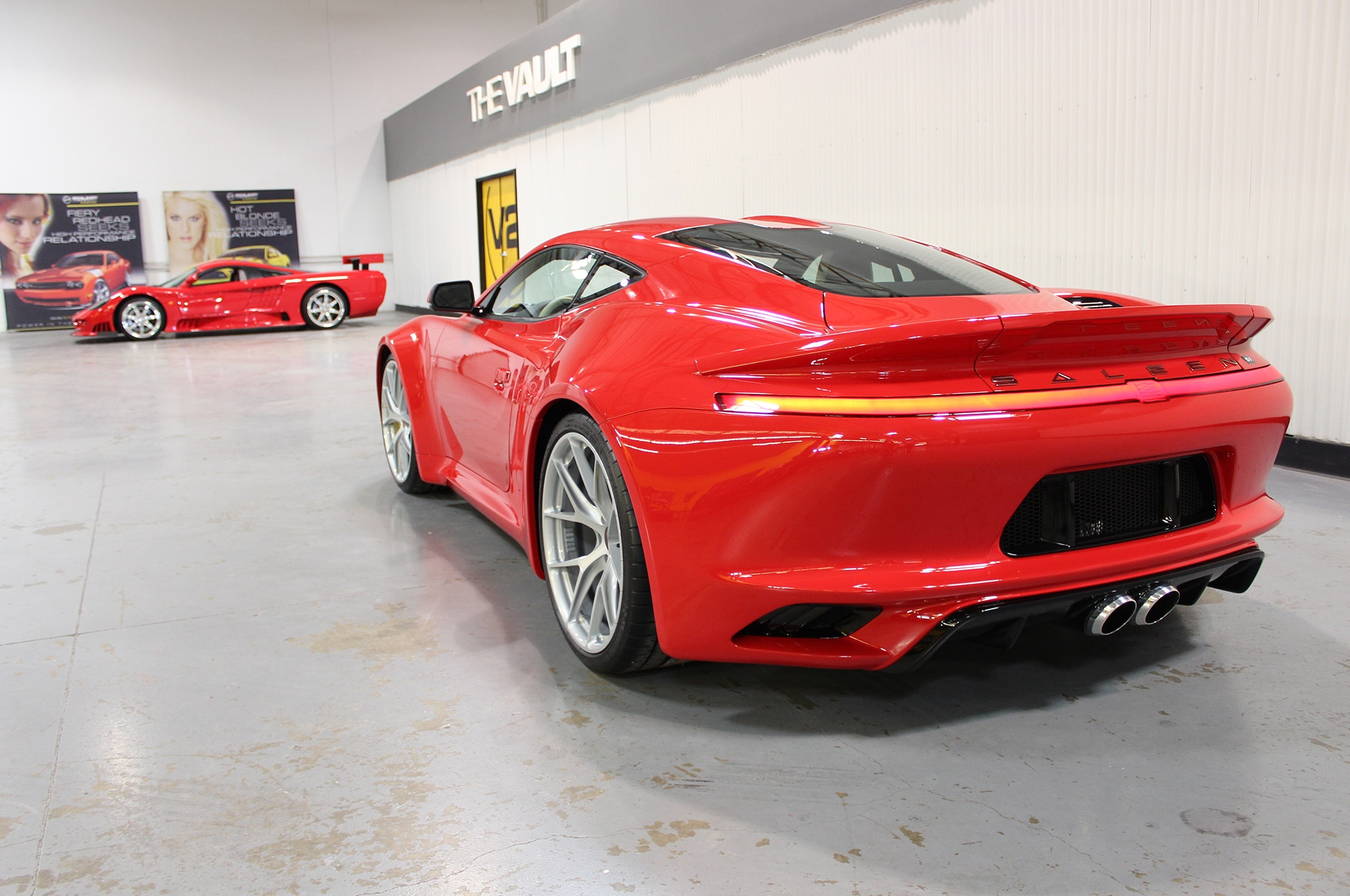 2019 Saleen 1 Unveiled With A 100 000 Price Tag