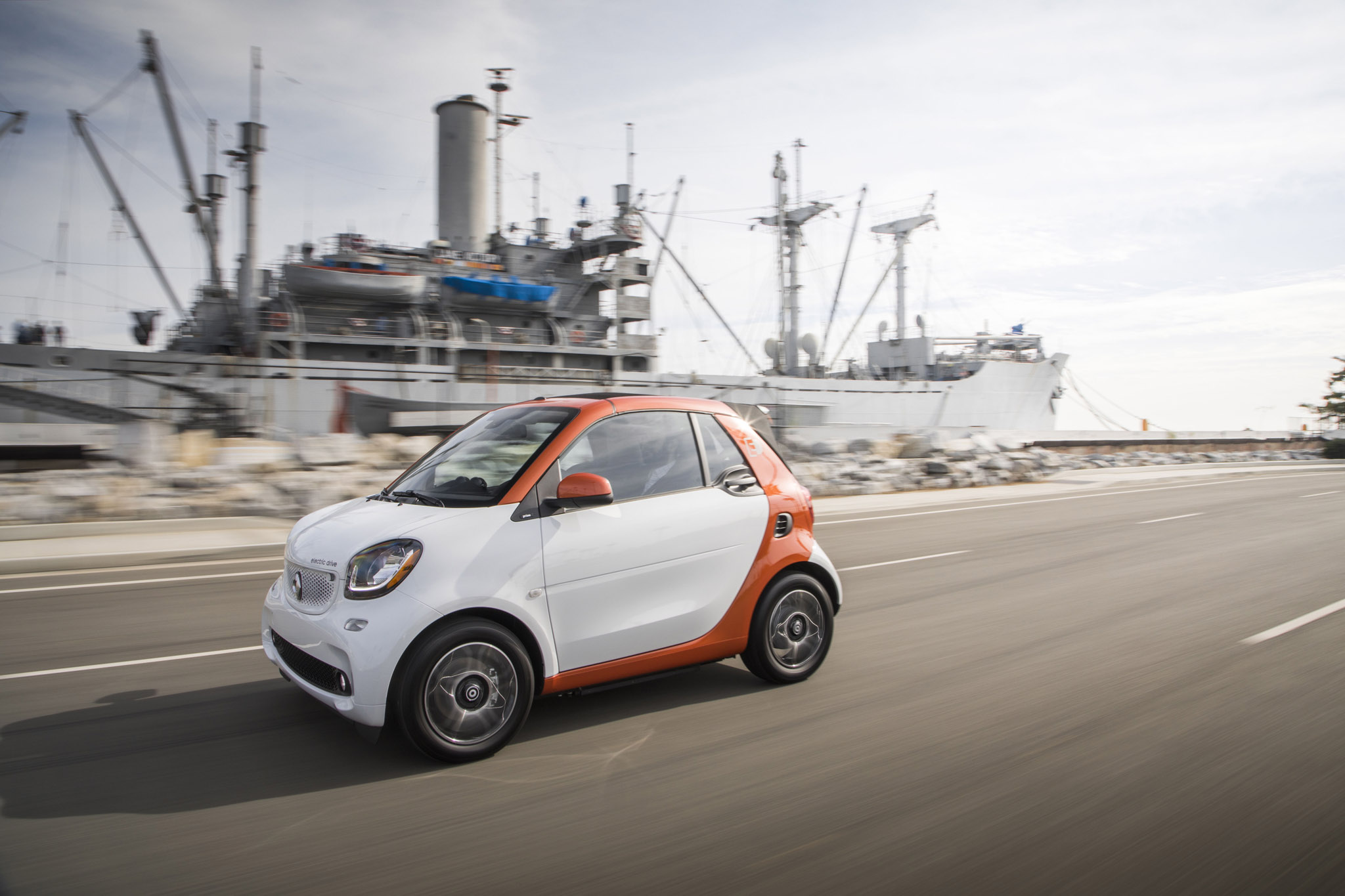 2018 Smart Fortwo Ed Cabrio First Drive Review