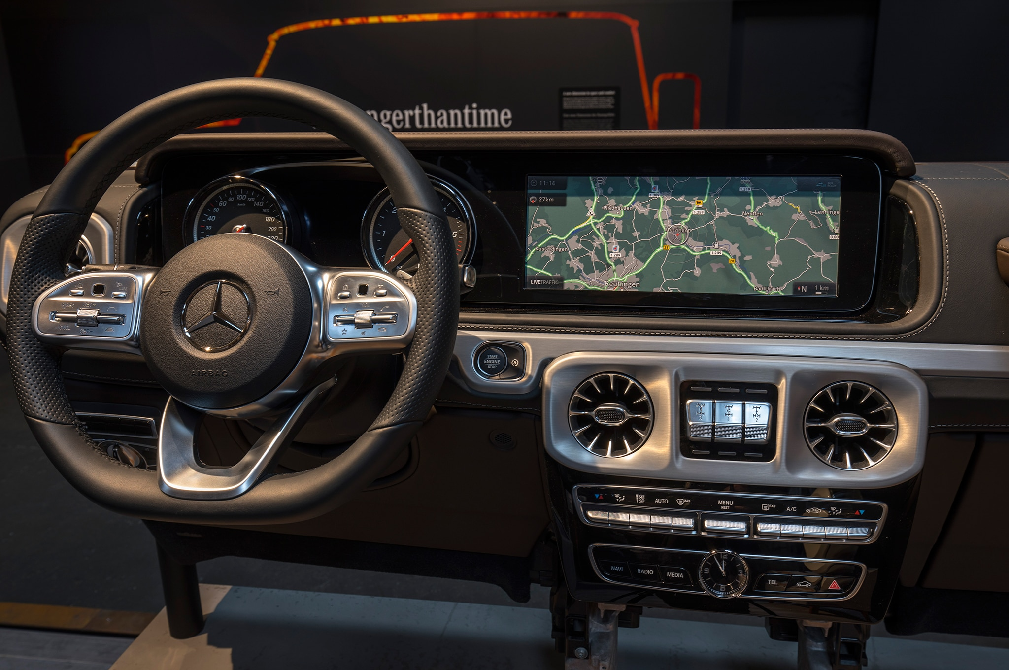 Heritage Meets High Tech In The 2019 Mercedes Benz G Cl