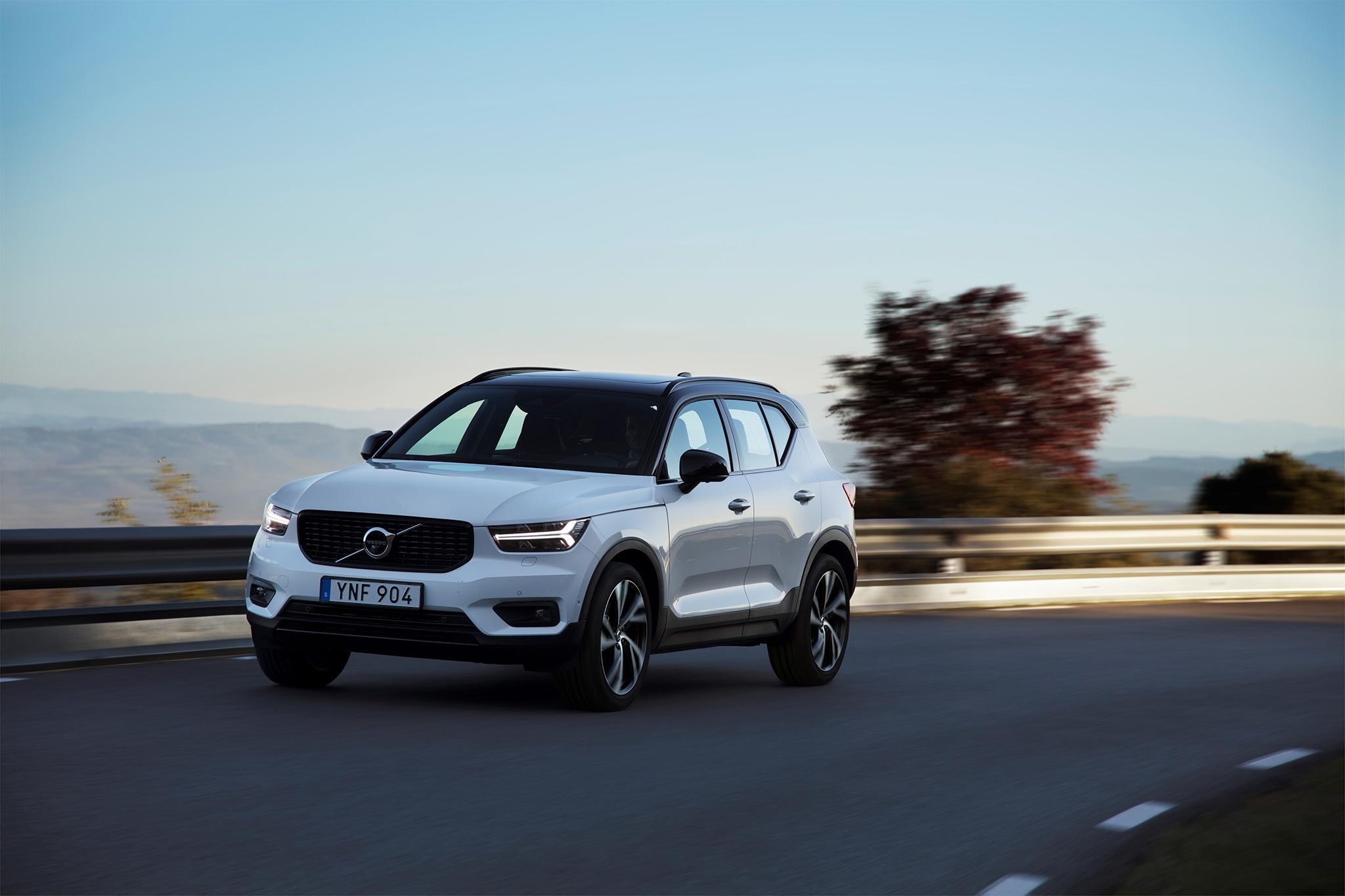 Volvo xc40 2019 cena