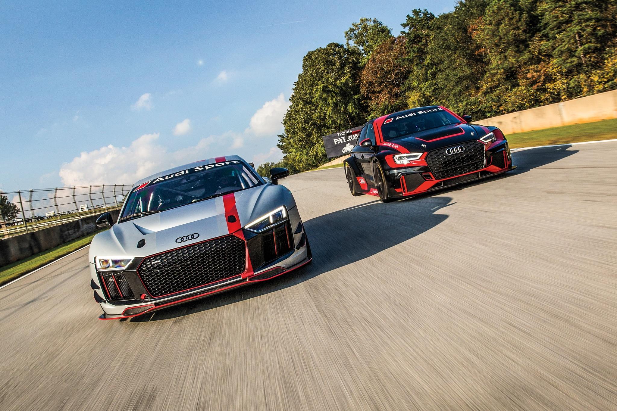 Audi Performance Division At Road Atlanta 02
