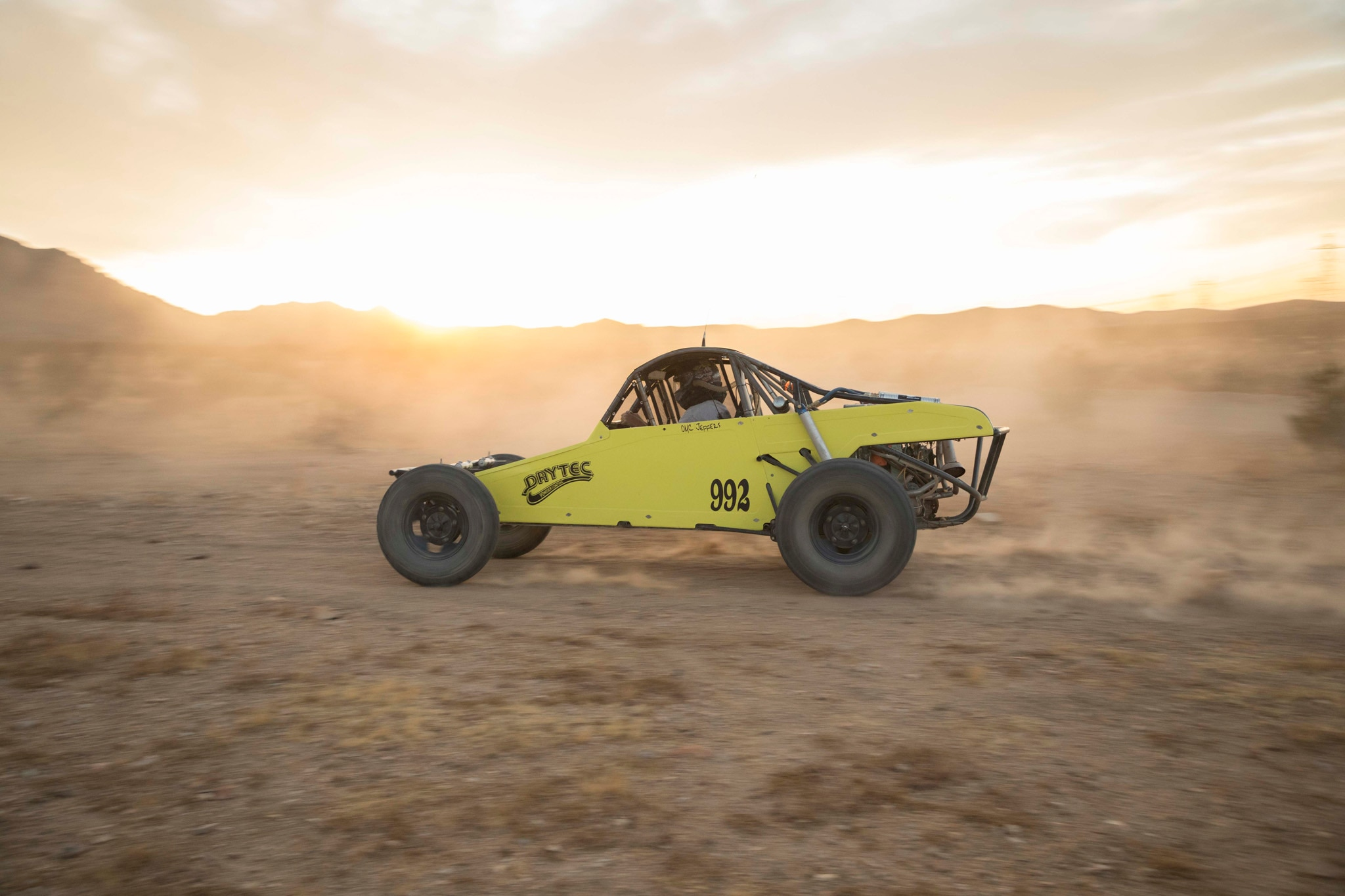 Celebrating 50 Years of Volkswagen in Baja with a Blast Through the