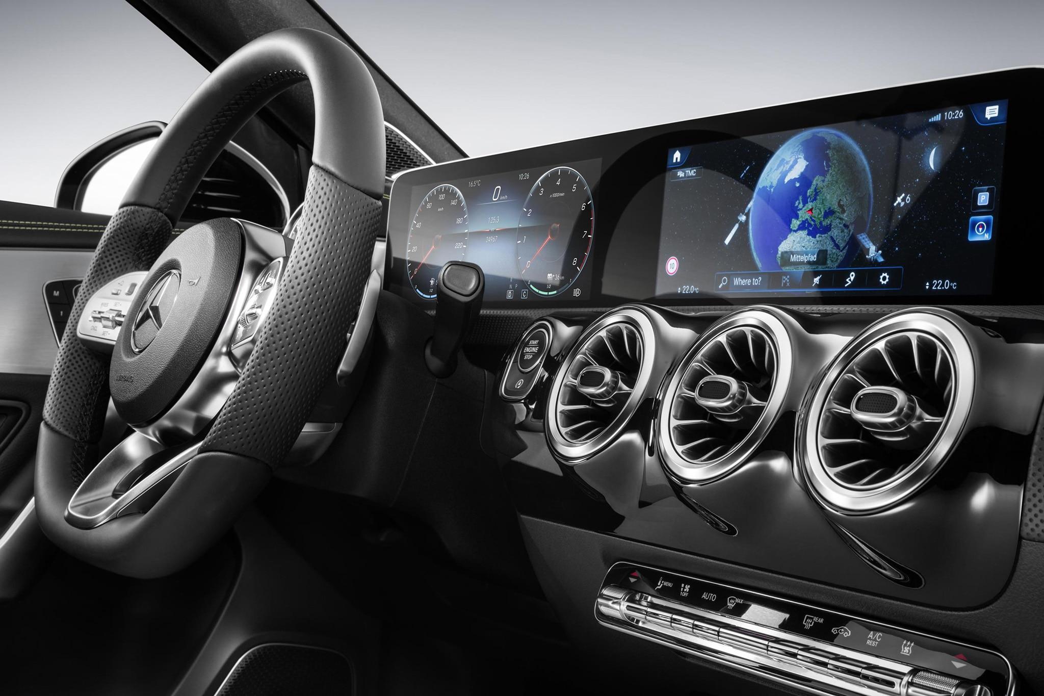 Mercedes A Class 1