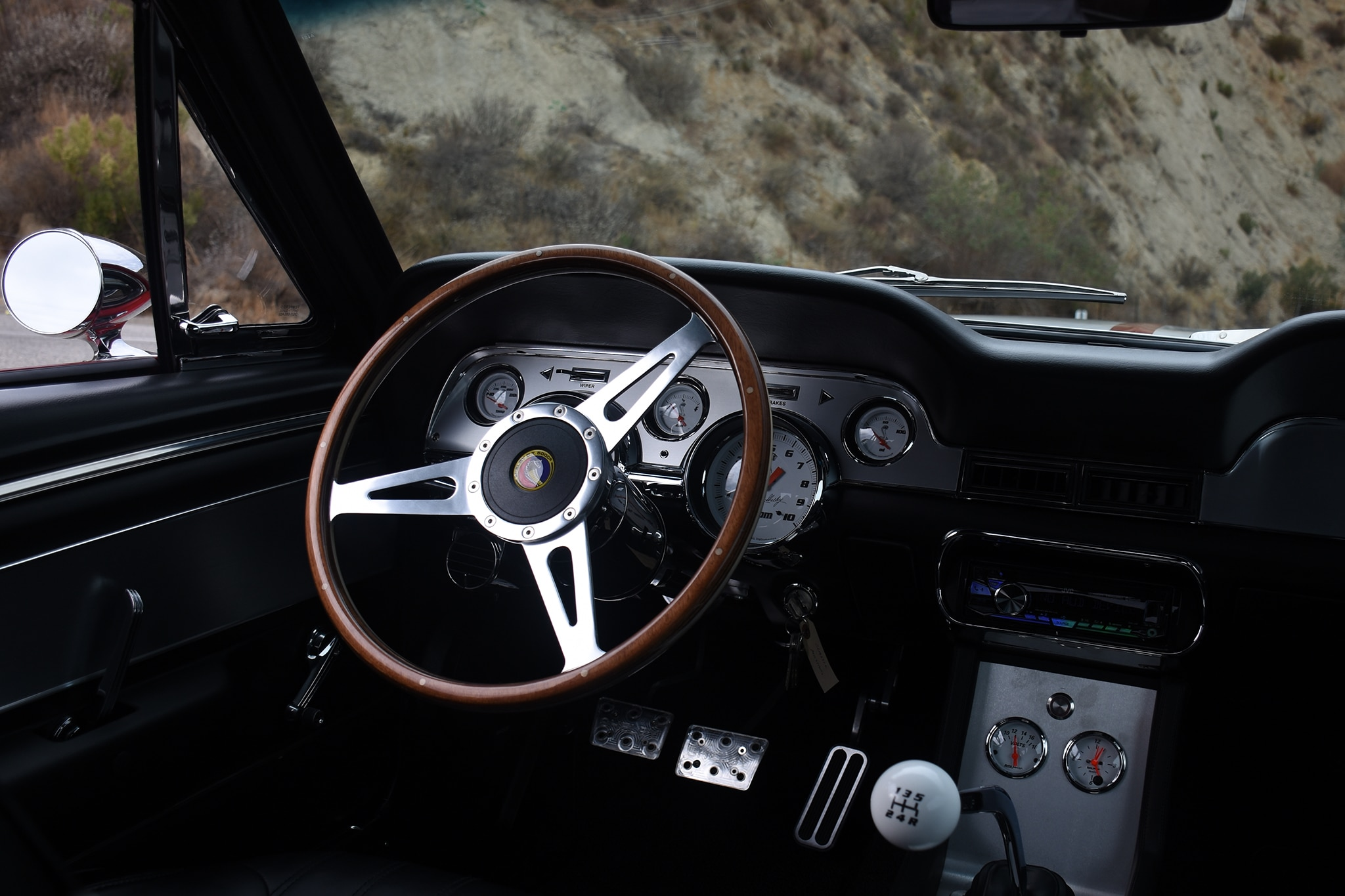 Classic Recreations Ford Mustang Gt500cr First Drive Review