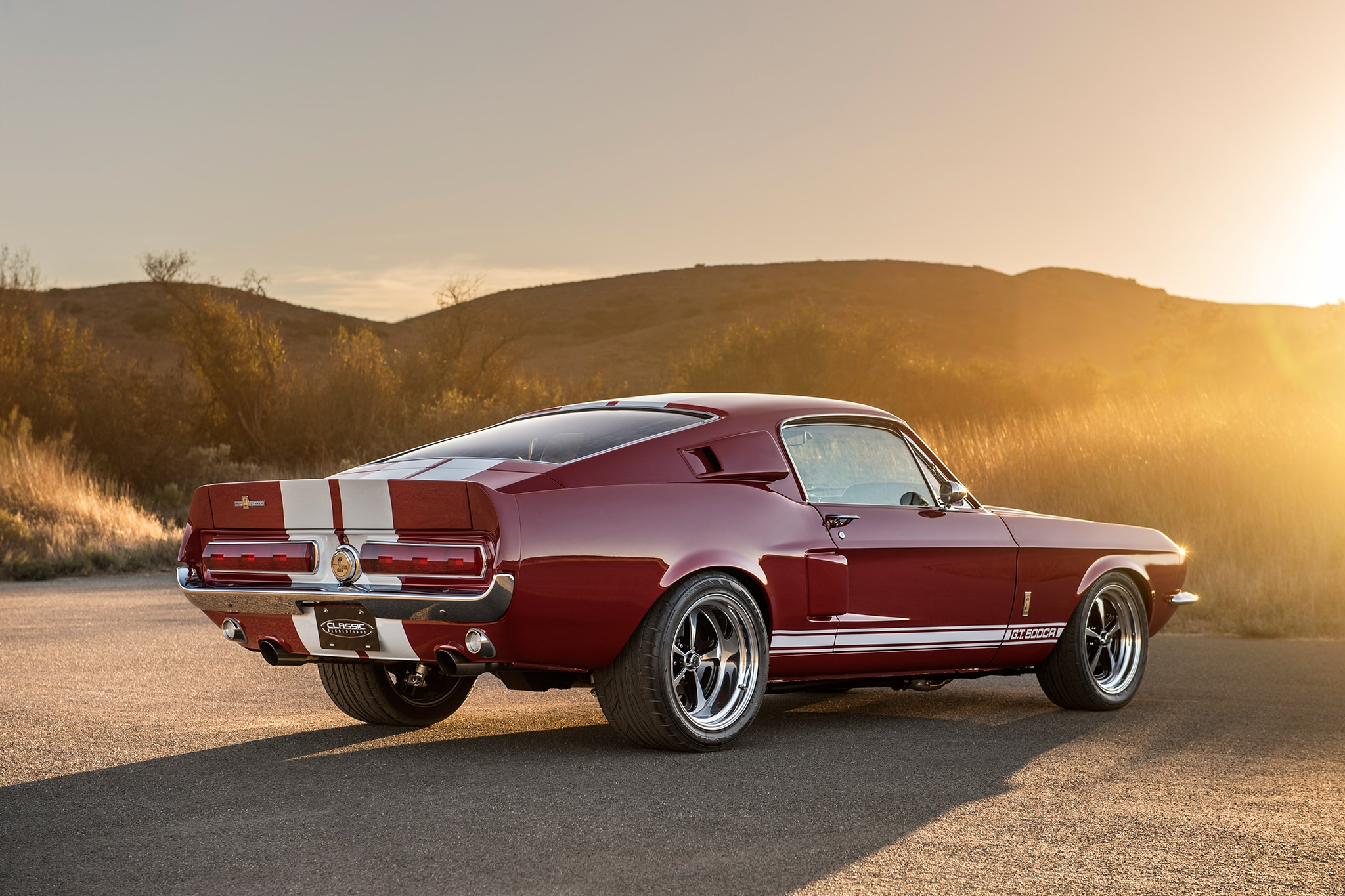 Classic Recreations' Ford Mustang GT500CR First Drive