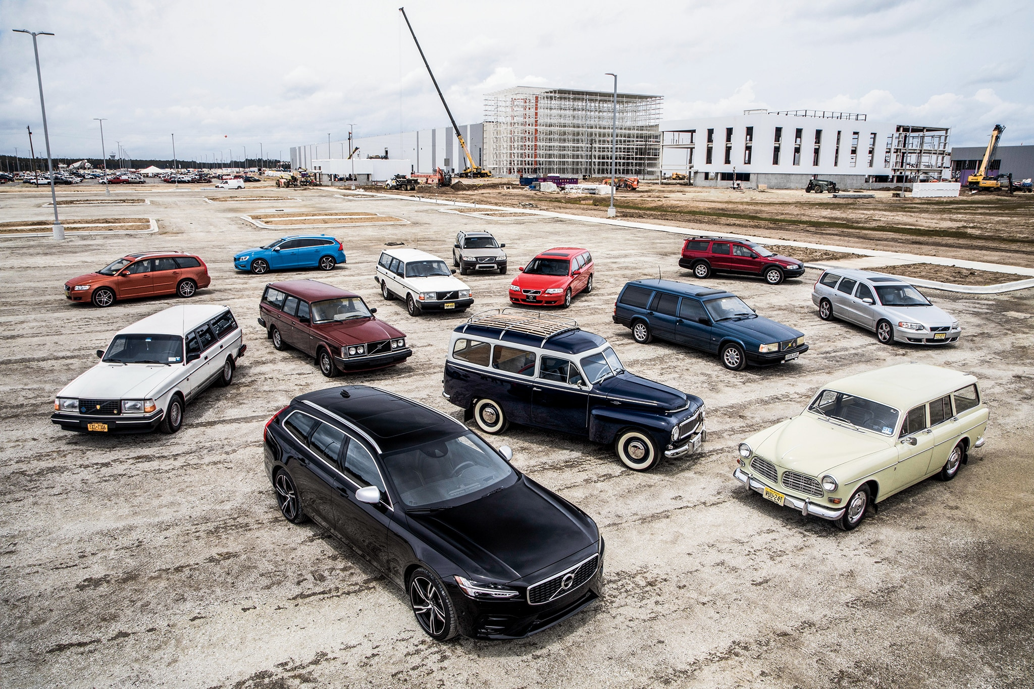 The Volvo Wagon Armada | Automobile Magazine