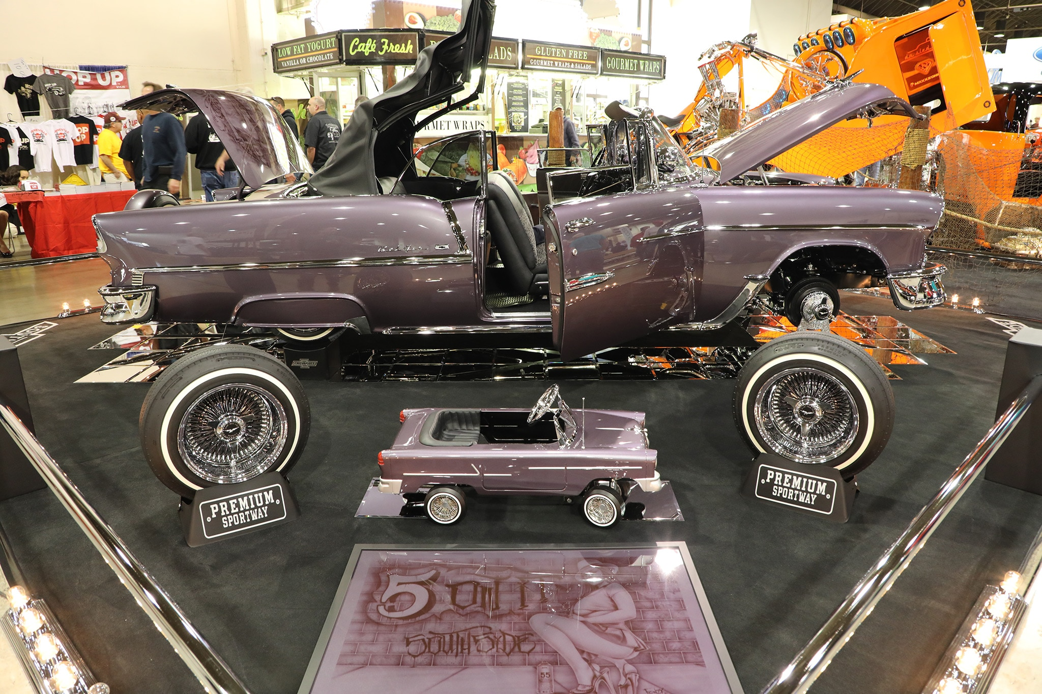 Americas Most Beautiful Roadster Crowned At Grand National - Lowrider car show 2018