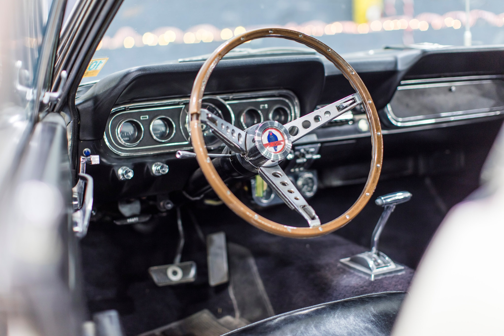 Carroll Shelbys Personal 1966 GT350H Fastback Goes To Auction