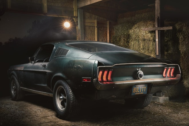 1968 Ford Mustang Bullitt Historic Vehicle Association Hero