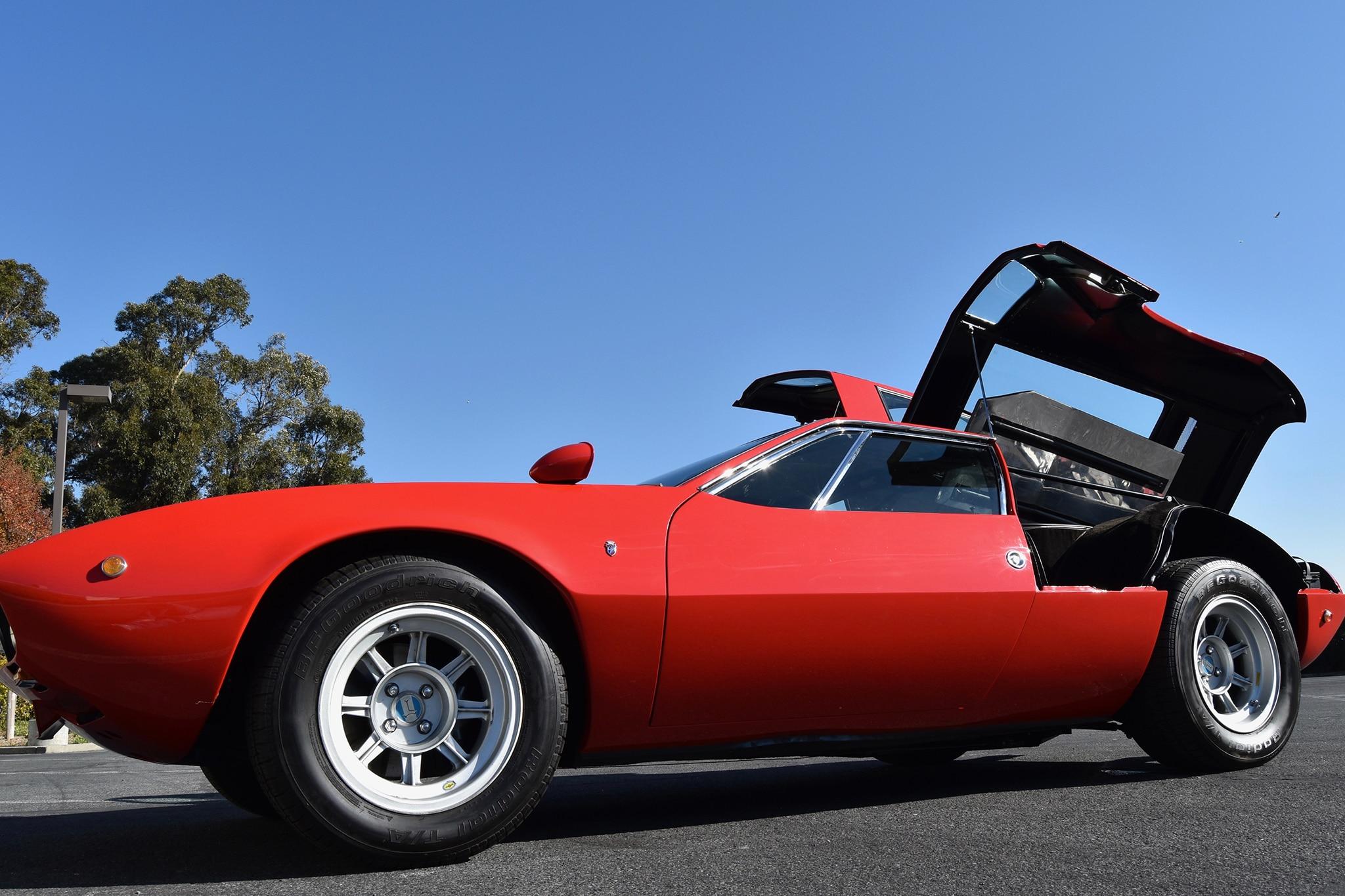 Classic Ride: 1969 De Tomaso Mangusta | Automobile Magazine