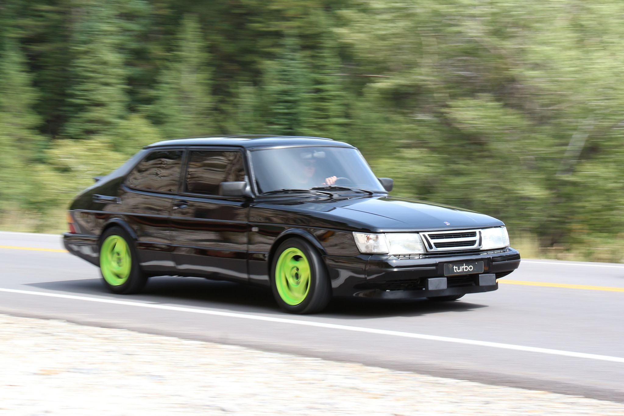 1989 Saab 900 SPG And 2008 Saab 9 3 Turbo X Sport Combi 44