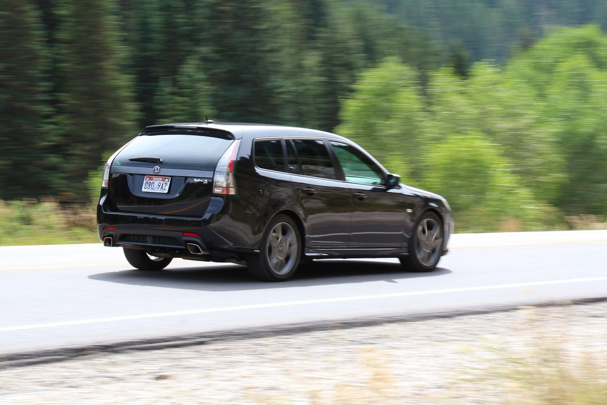 Saab sport & rally jacka