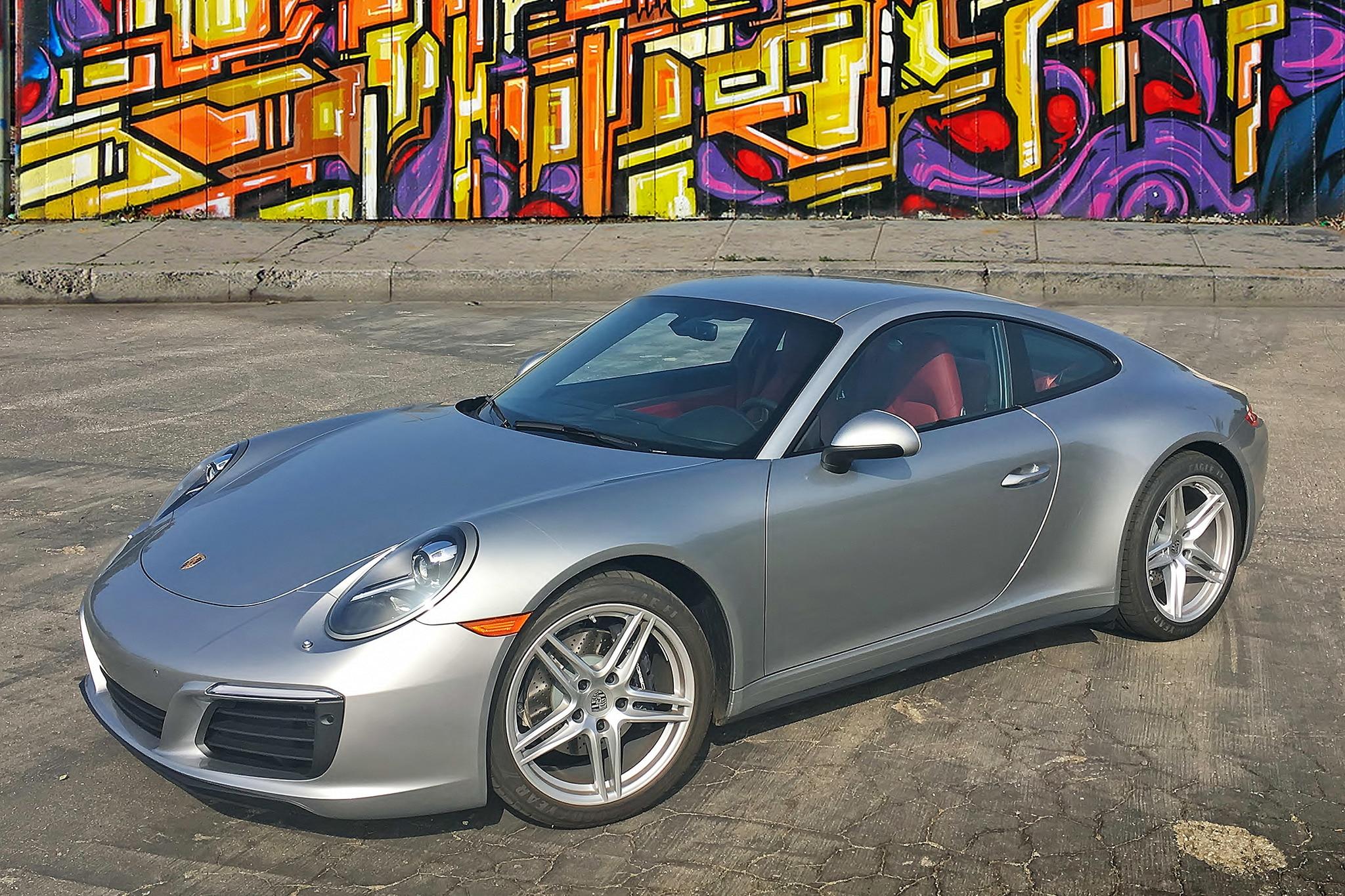2017 porsche 911 carrera 4 one week review automobile magazine rh automobilemag com