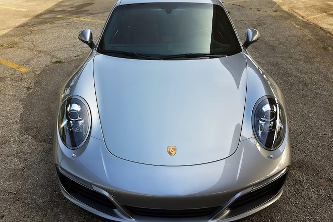 2017 Porsche 911 Carrera 4 07