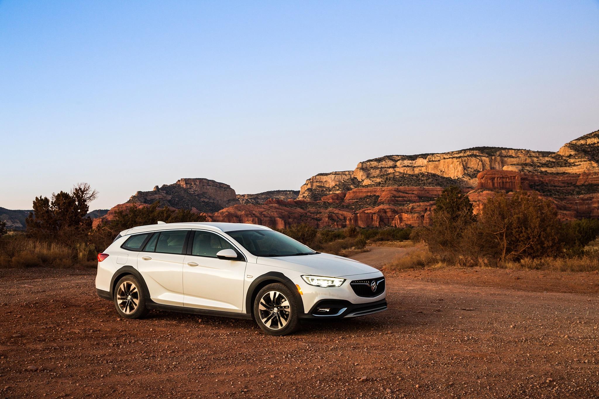 First Drive: 2018 Buick Regal TourX   Automobile Magazine