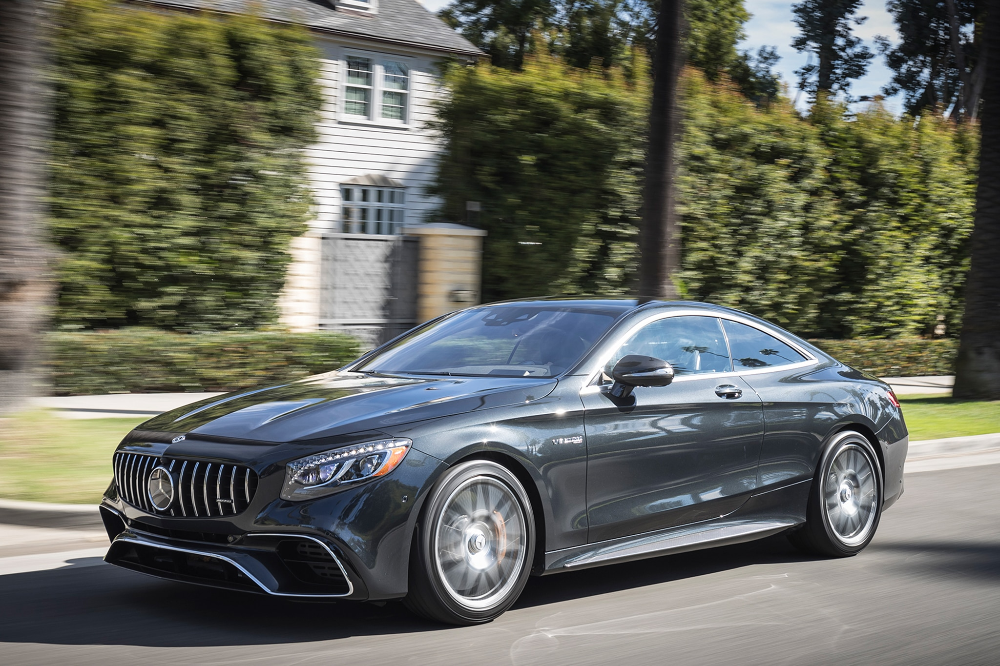 2018 Mercedes Amg S Class Coupe And Cabriolet First Drive Review