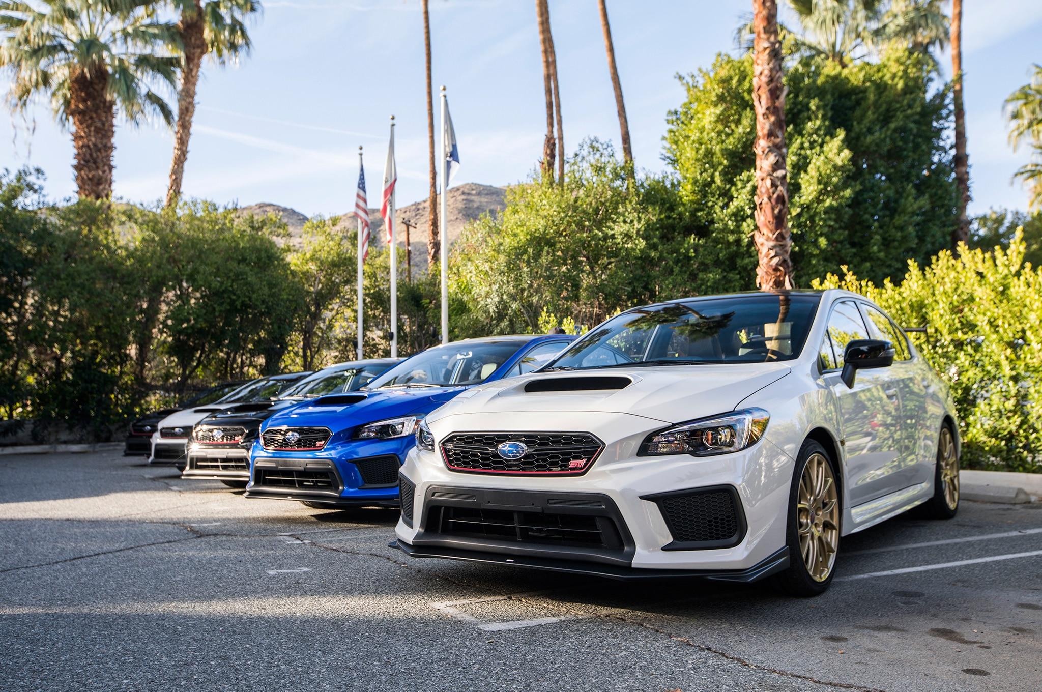 Subaru Wrx Sti 0 60 2019 2020 Top Upcoming Cars