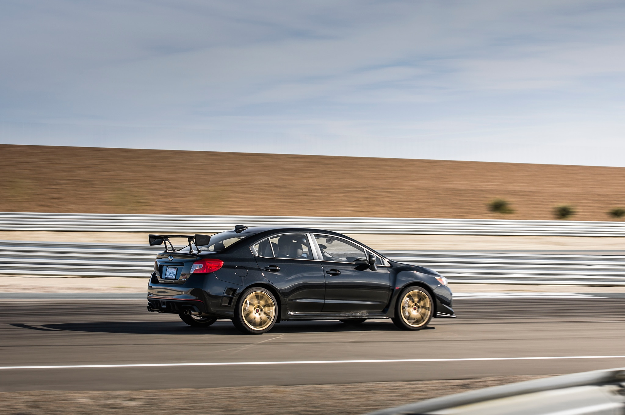 2018 Subaru WRX STI Type RA First Drive Review | Automobile