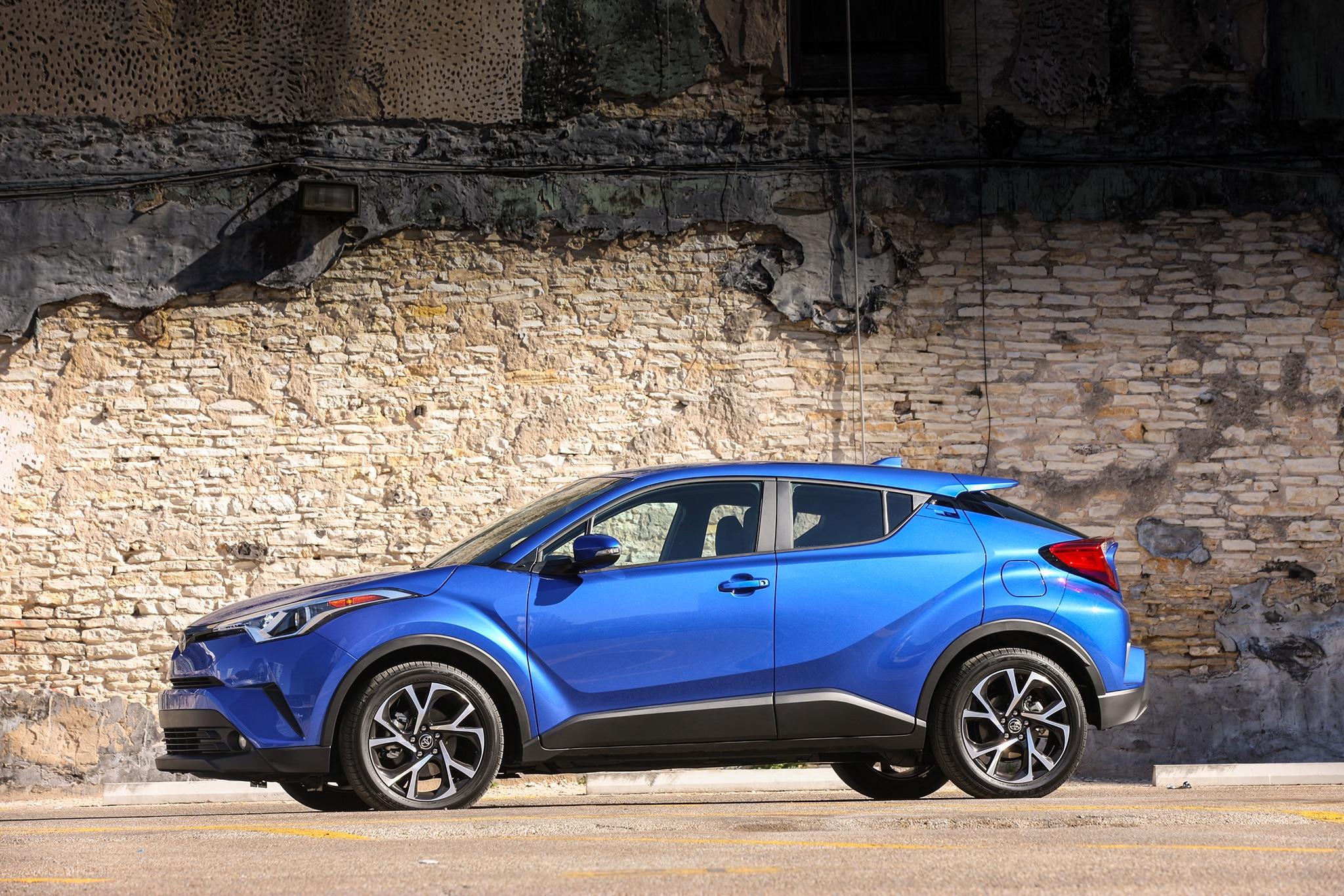 2020 Toyota C-HR: News, Design, Specs, Price >> 2018 Toyota C Hr Xle Premium One Week Review Automobile Magazine