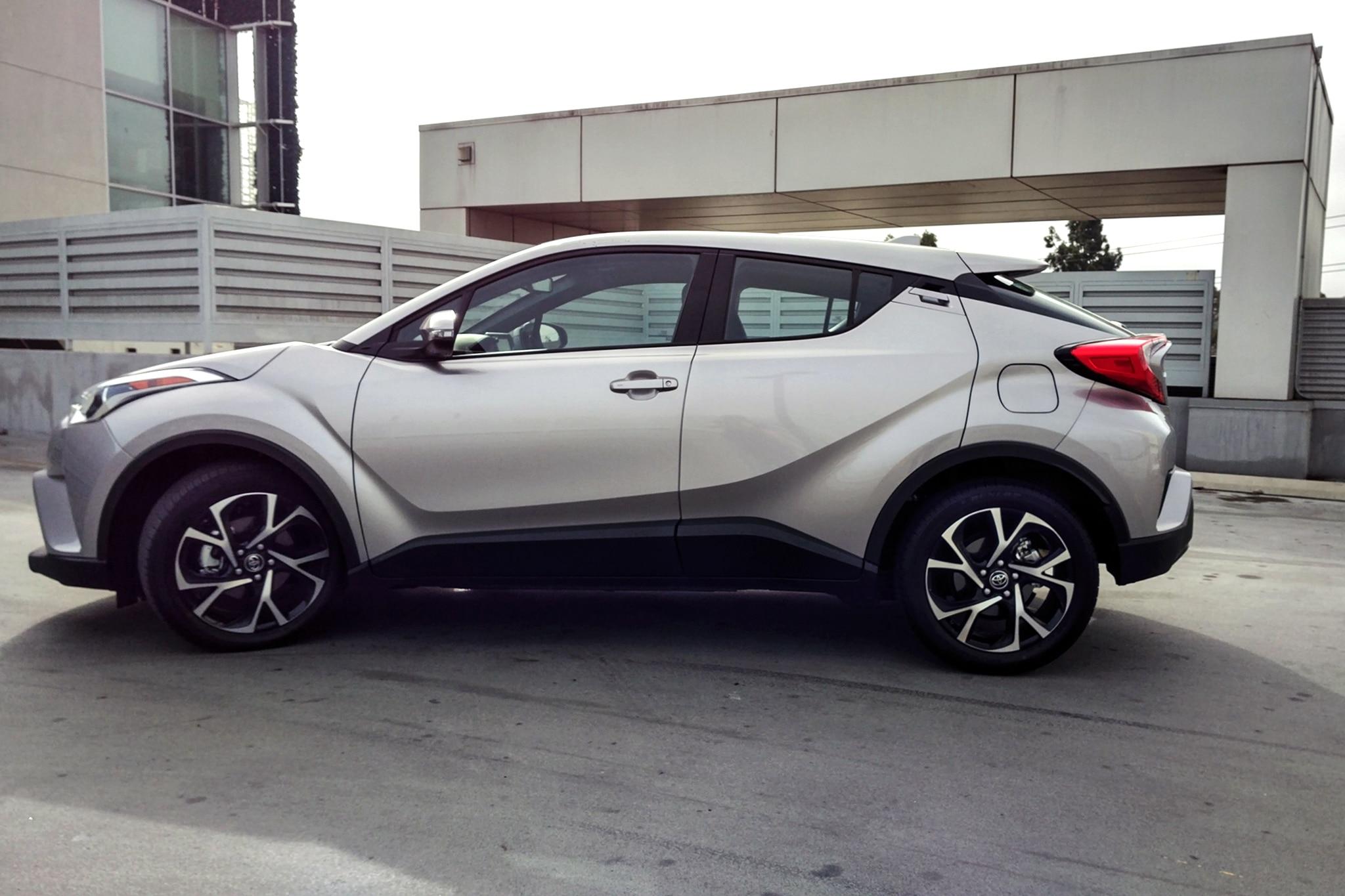 2018 toyota c-hr xle premium one week review | automobile magazine