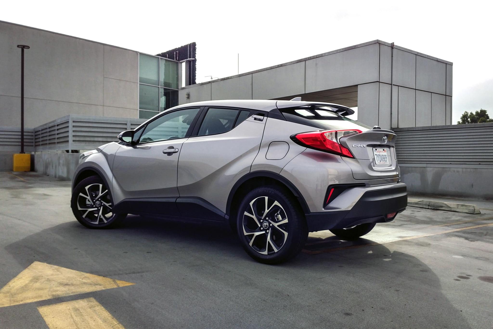 Toyota Chr Review >> 2018 Toyota C-HR XLE Premium One Week Review | Automobile Magazine