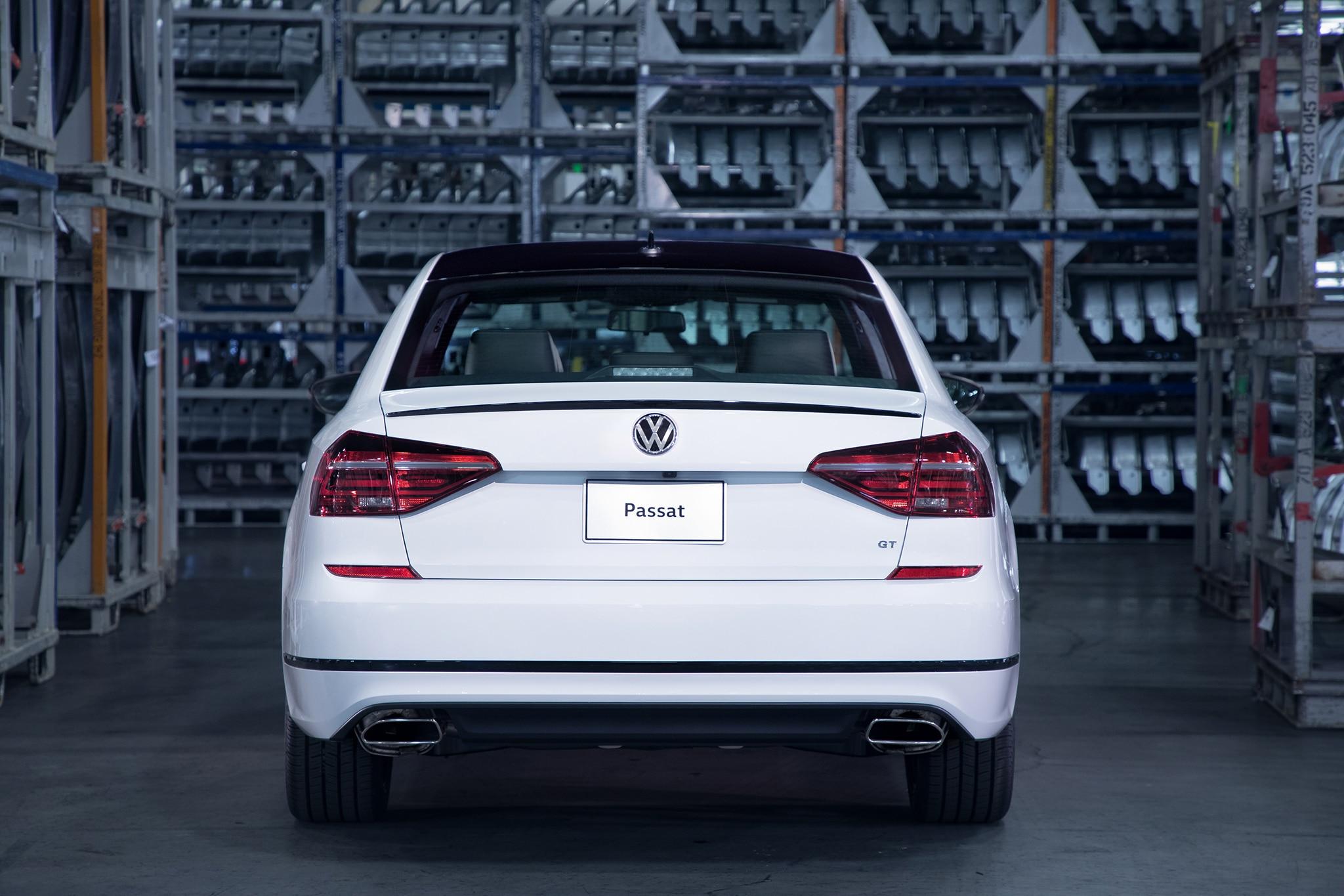 First Drive: 2018 Volkswagen Passat GT V6 | Automobile Magazine