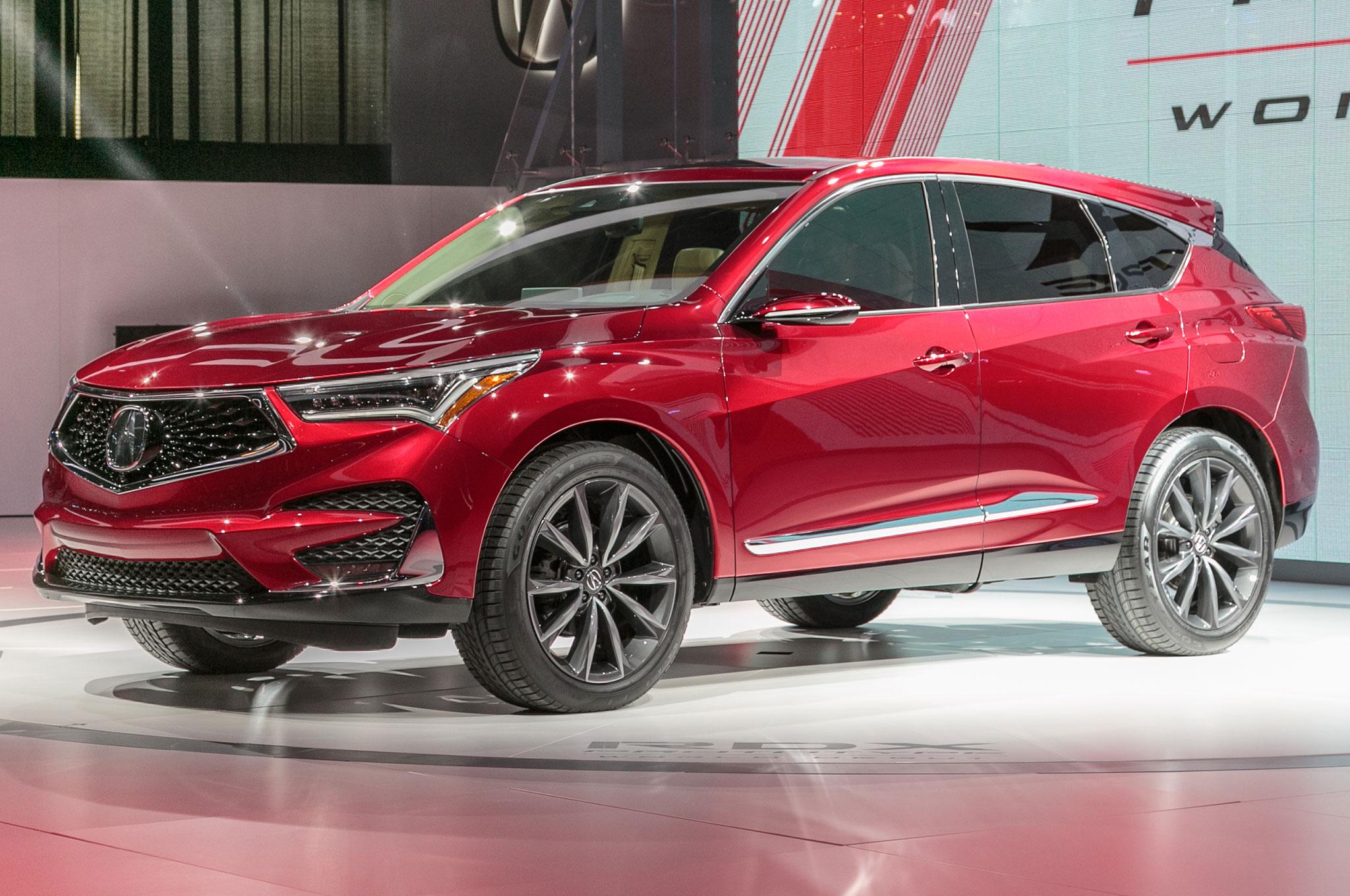 2019 Acura RDX Headed to New York Auto Show | Automobile ...