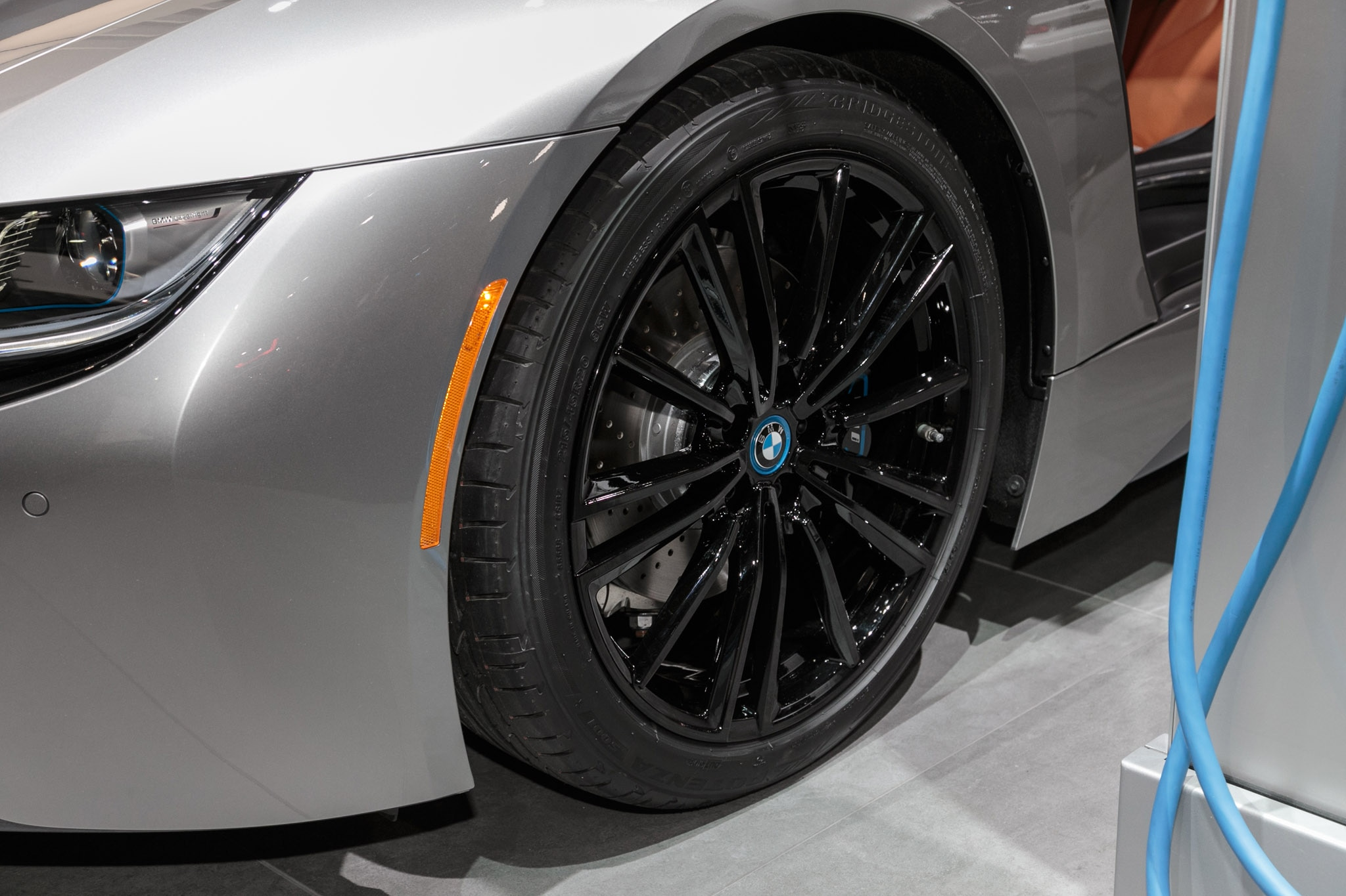 2019 Bmw I8 Coupe And Roadster First Edition Debut In Detroit