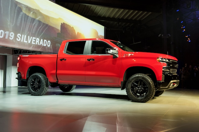 12 Cool Things About the 2019 Chevrolet Silverado | Automobile Magazine