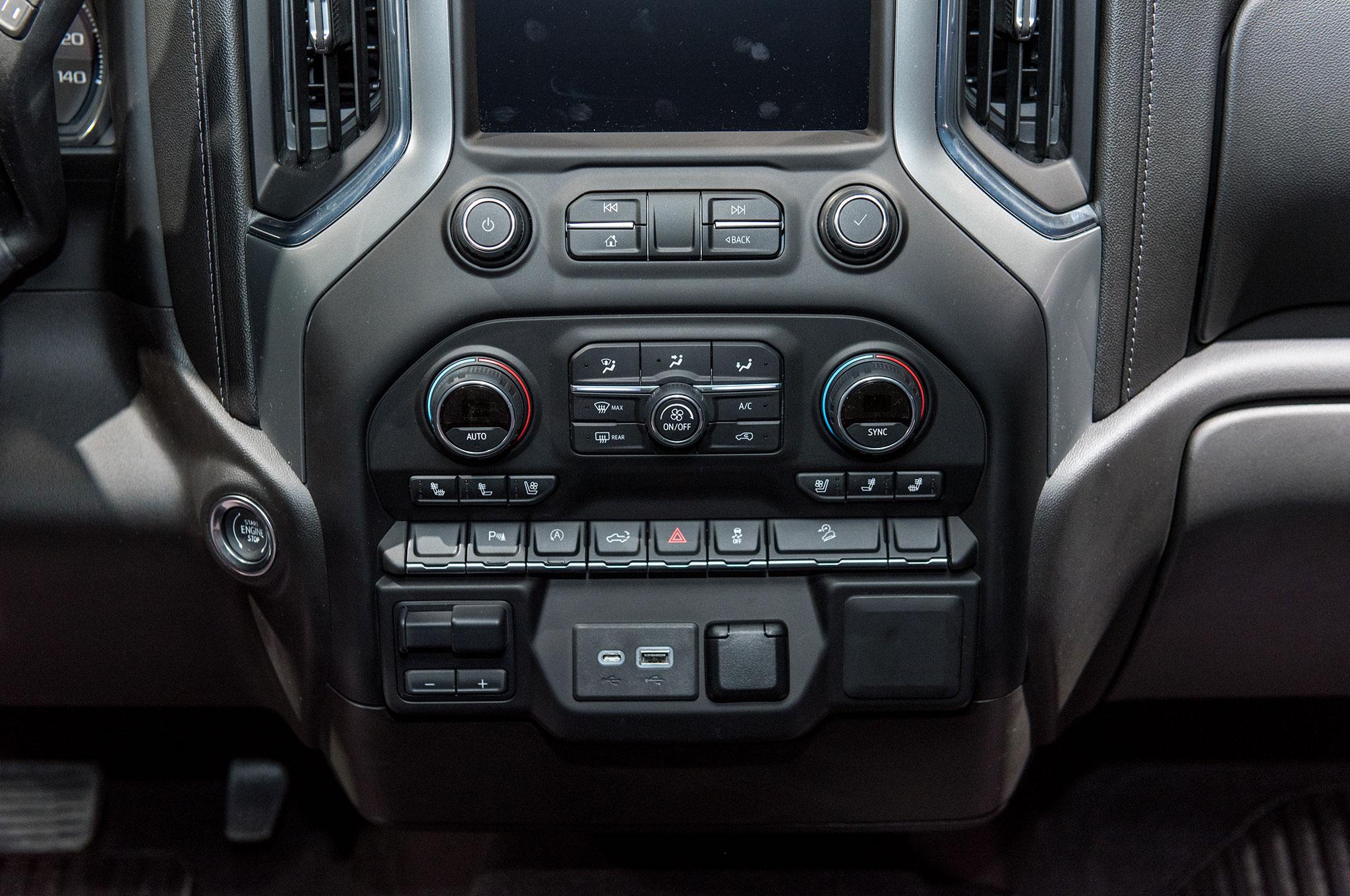 2019 Chevrolet Silverado 1500 Revealed in Detroit | Automobile Magazine