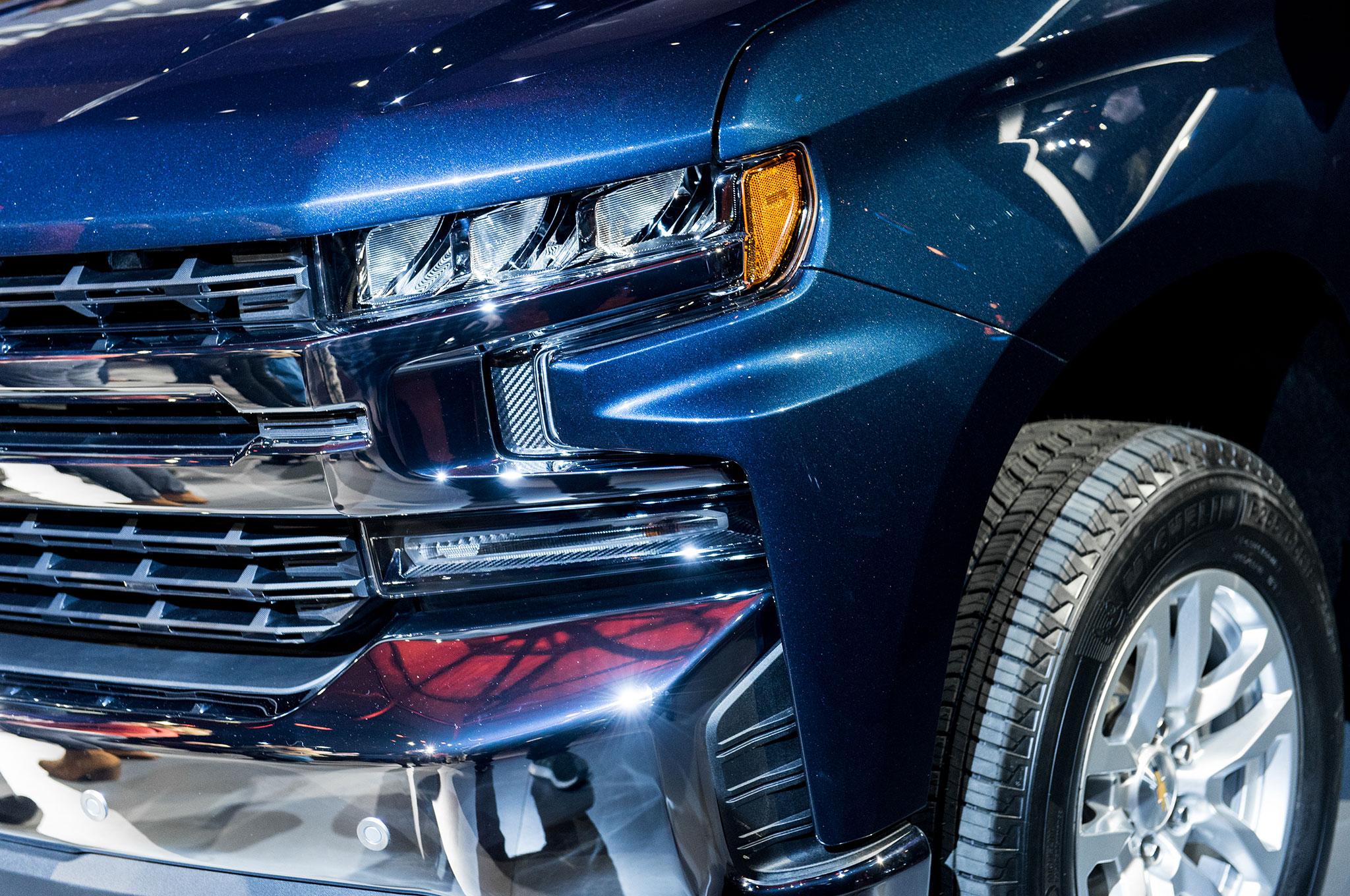 Chevrolet Silverado Cheyenne >> 2019 Chevrolet Silverado 1500 Revealed in Detroit | Automobile Magazine