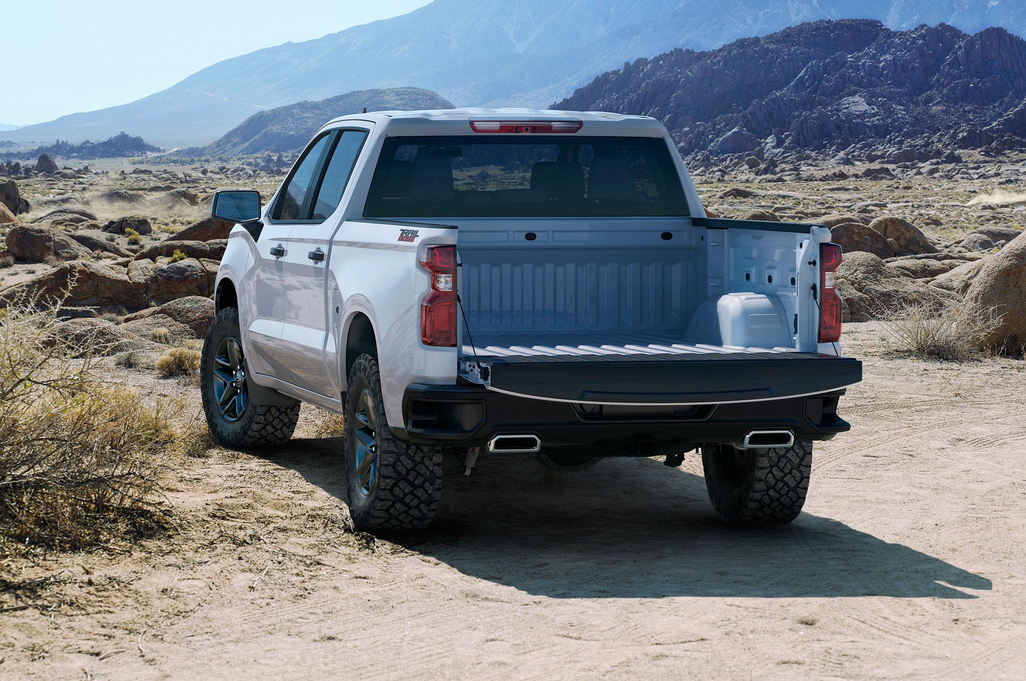 High Country Motors >> 2019 Chevrolet Silverado 1500 Revealed in Detroit | Automobile Magazine