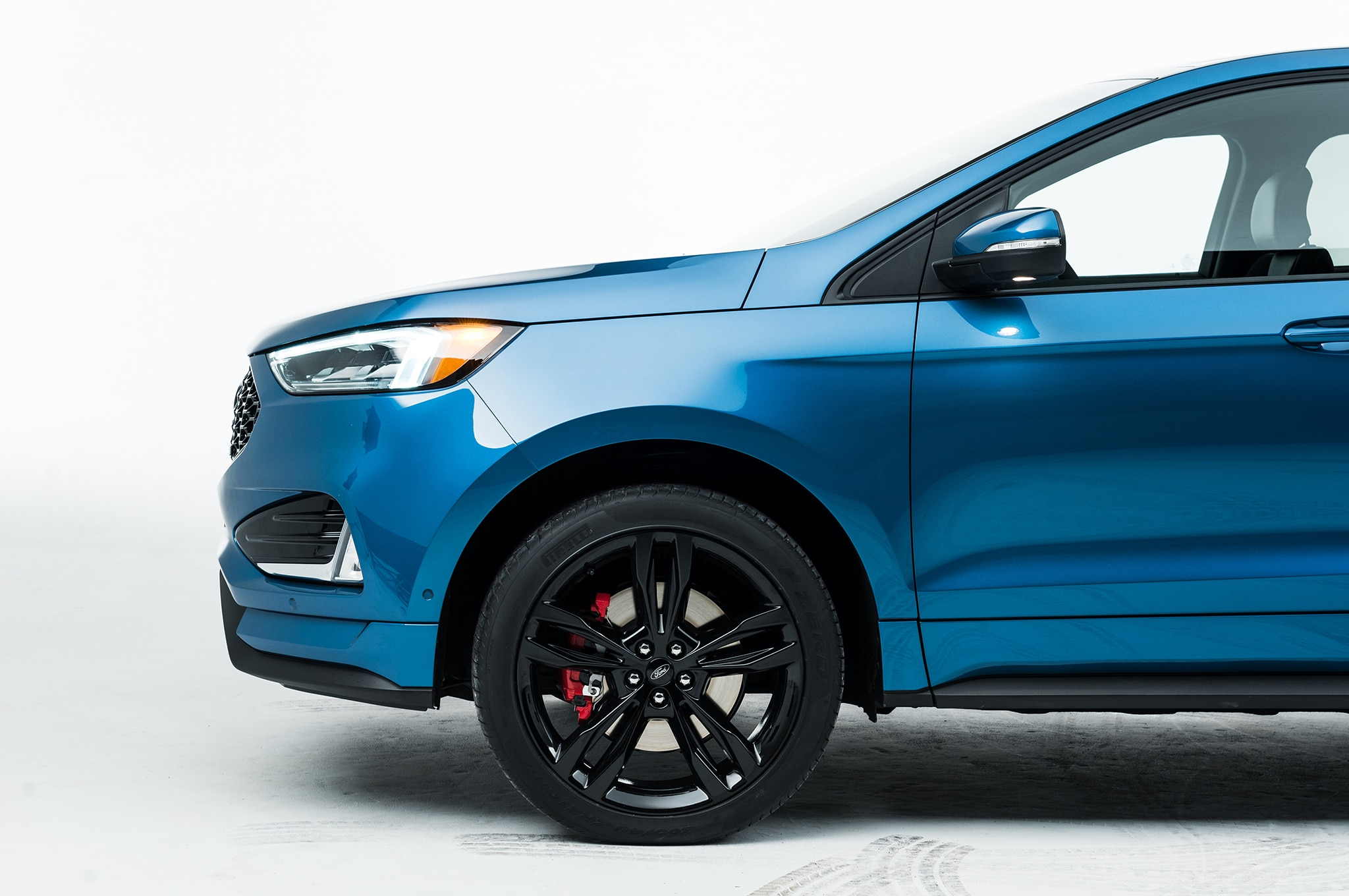 2019 ford edge goes st gets mid cycle refresh. Black Bedroom Furniture Sets. Home Design Ideas