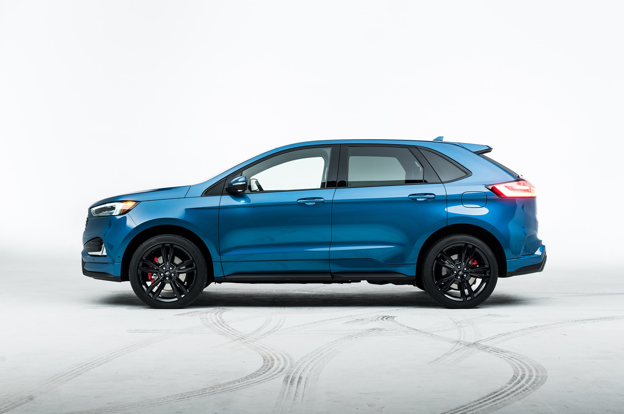 Less Certain Future So If Youre A Fan Of The Brands Sporty St Line Its Probably Time To Focus Your Enthusiasts Interests On The  Ford Edge