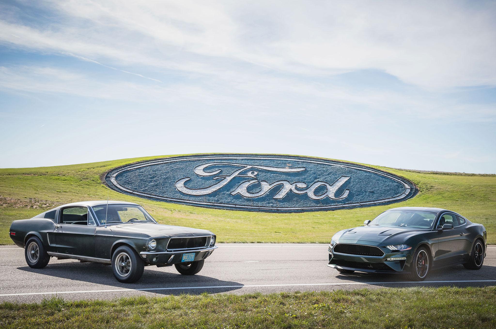 2019 Ford Mustang Bullitt Is Back For Film S 50th